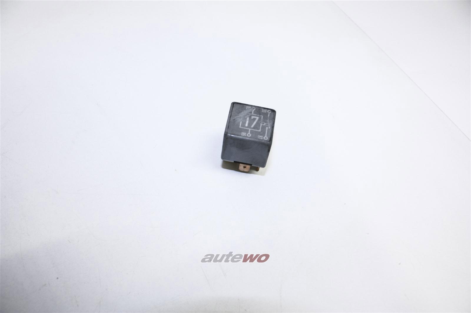 Audi 80/90/100/200 Relais 17 Entlastung X-Kontakt 7M0951253A 171937503A