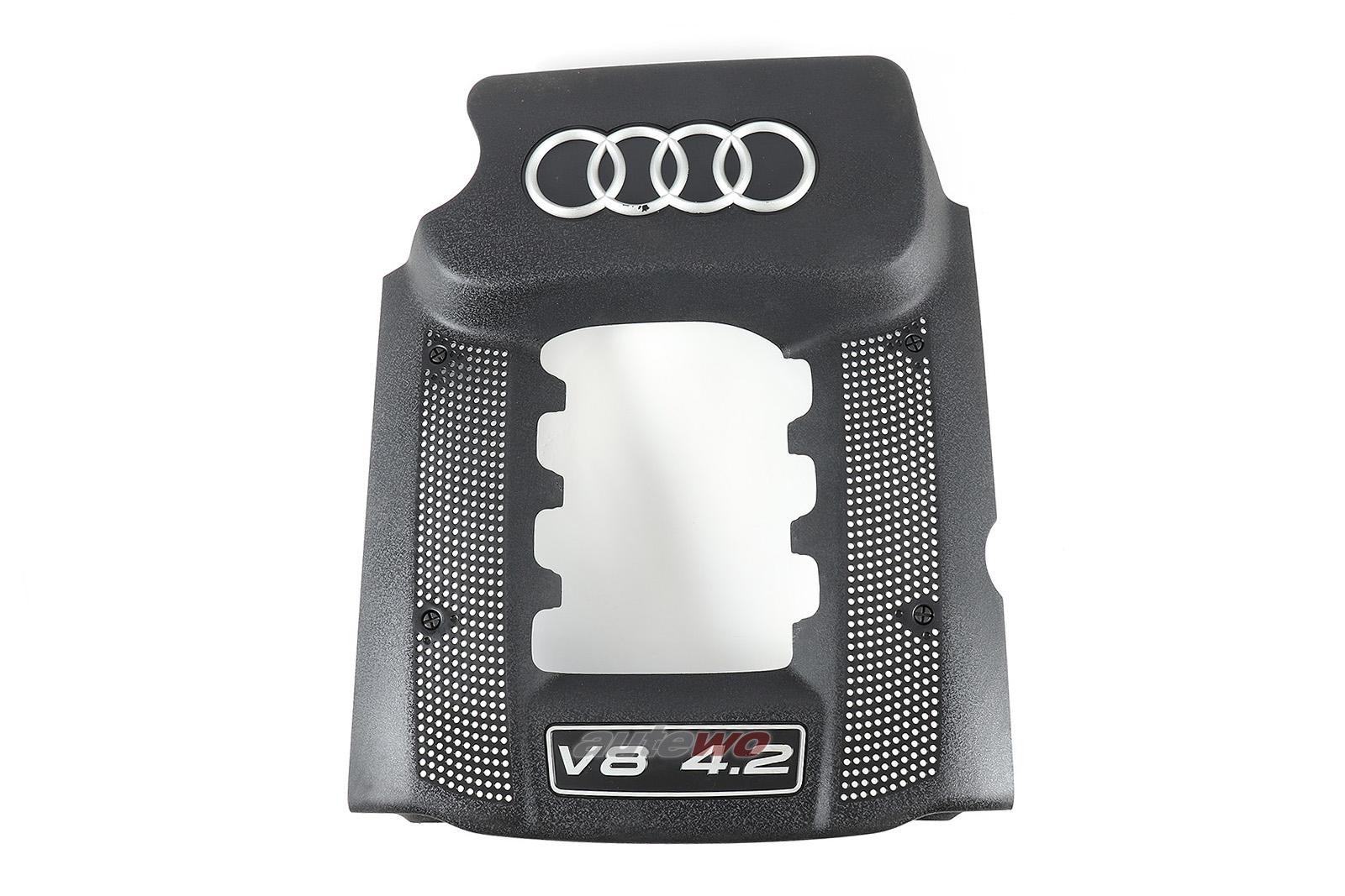 077103935M Audi A8 D2 4.2l V8 Motorverkleidung Mitte