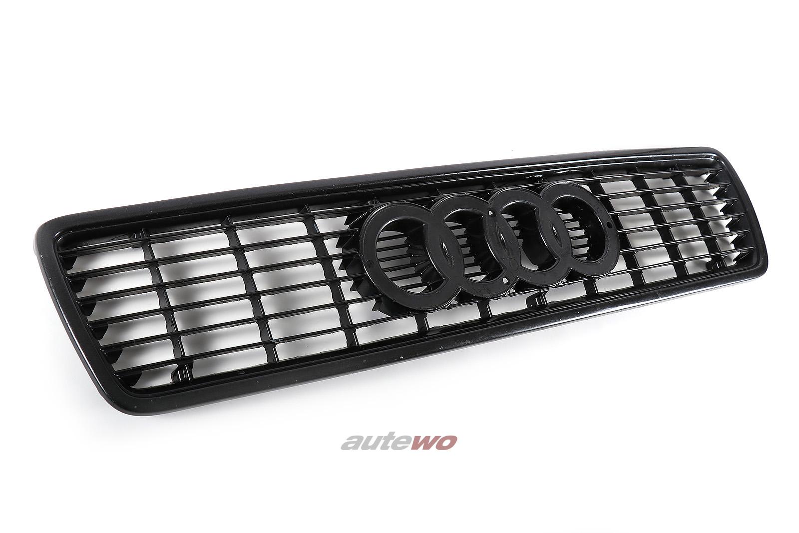 8G0853651C 8G0853651G Audi 80 B4/Coupe/Cabrio Typ 89 Kühlergrill schwarz