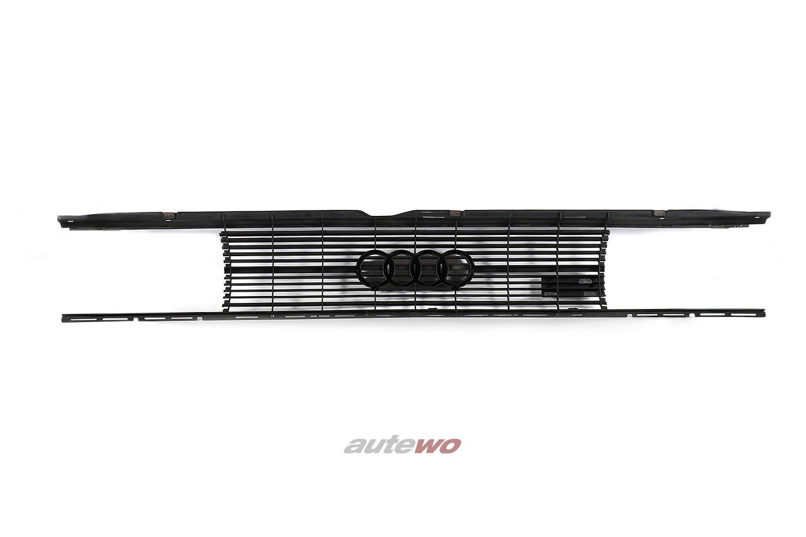 431853655A 431853651C Audi 100/200 Tp 43 Kühlergrill + Leisten/5T-Emblem