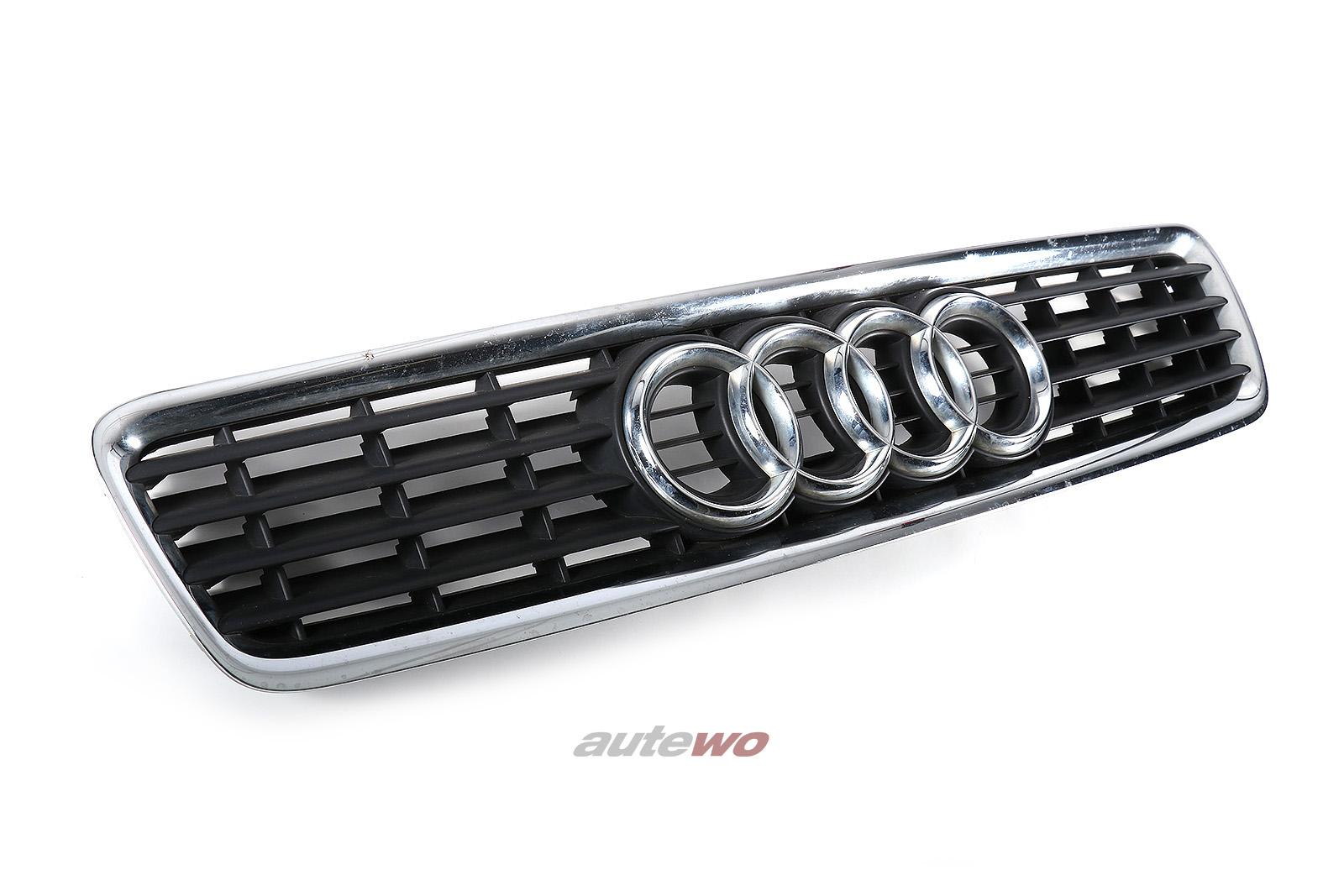 8D0853651R Audi A4 B5 Kühlergrill 3FZ schwarz