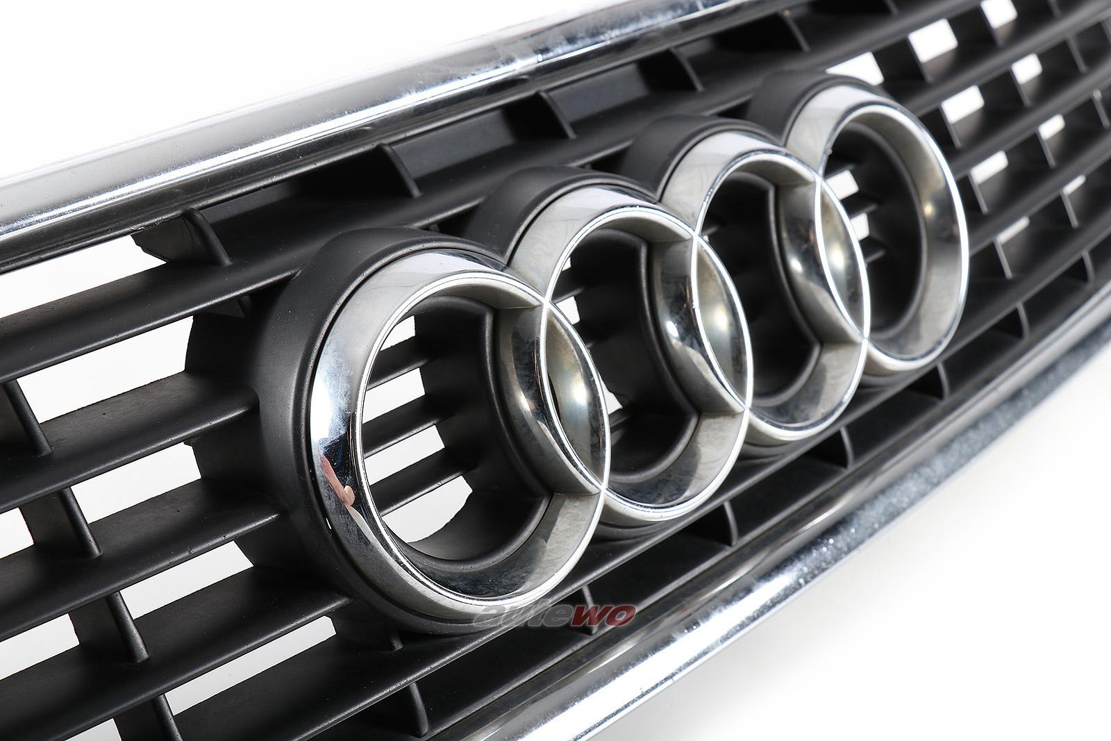 8E0853651F Audi A4 8E Kühlergrill 3FZ schwarz