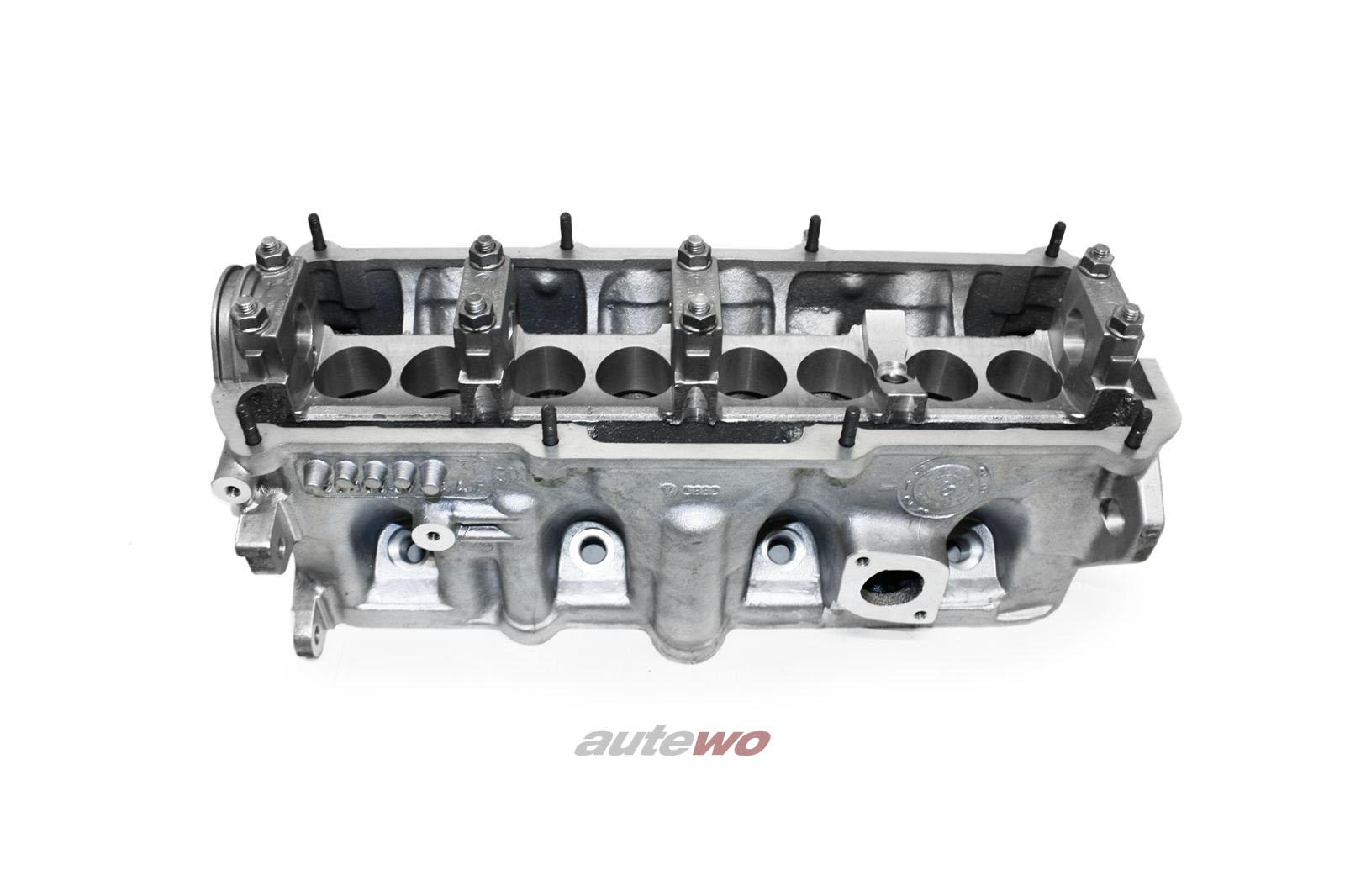 Audi 80/Coupe Typ 81/85 GTE 1.8l DZ/MU/PV Zylinderkopf 026103265KX 026103351P