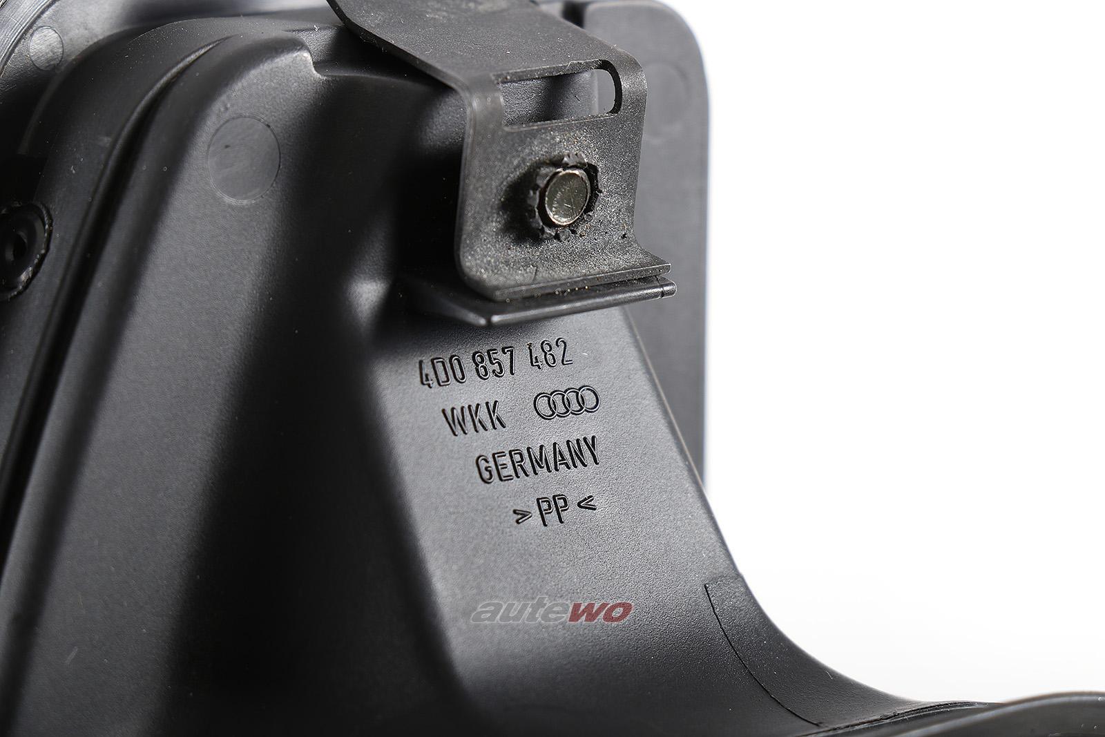 4D0857482 Audi A8/S8 D2 Luftdüse Armaturenbrett Rechts