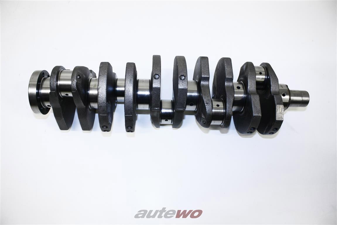 Audi 90/100/200 2.0l 5 Zylinder PS/KP/SL/RT/JS/HP/JL/NM Kurbelwelle 034105021G 0