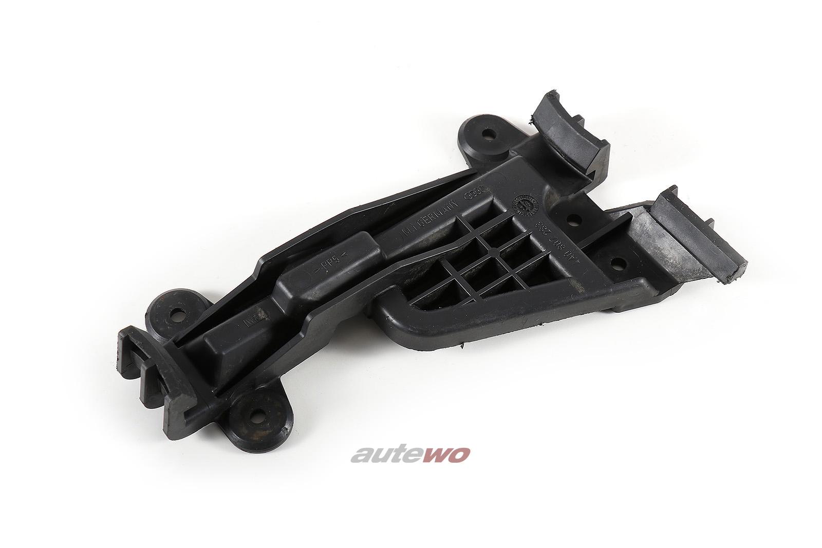 4A0807283 Audi 100/S4 C4 Führungsstück Stoßstange Vorne Links