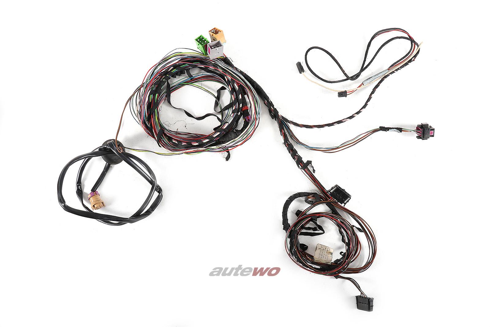4A5971169B 4A5971169C Audi 100/A6 C4 Limousine Kabelbaum Beleuchtung Hinten