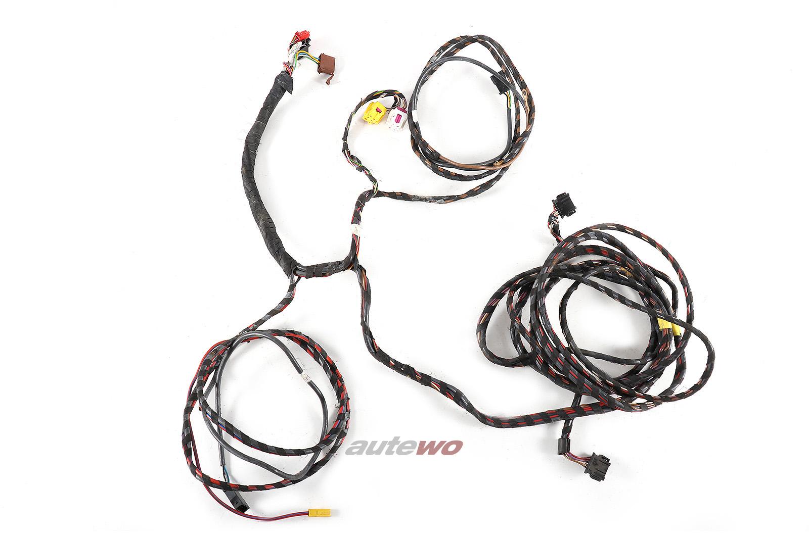 4A5971733 Audi 100/S4/A6/S6+ C4 Limousine Kabelbaum Aktivsoundsystem