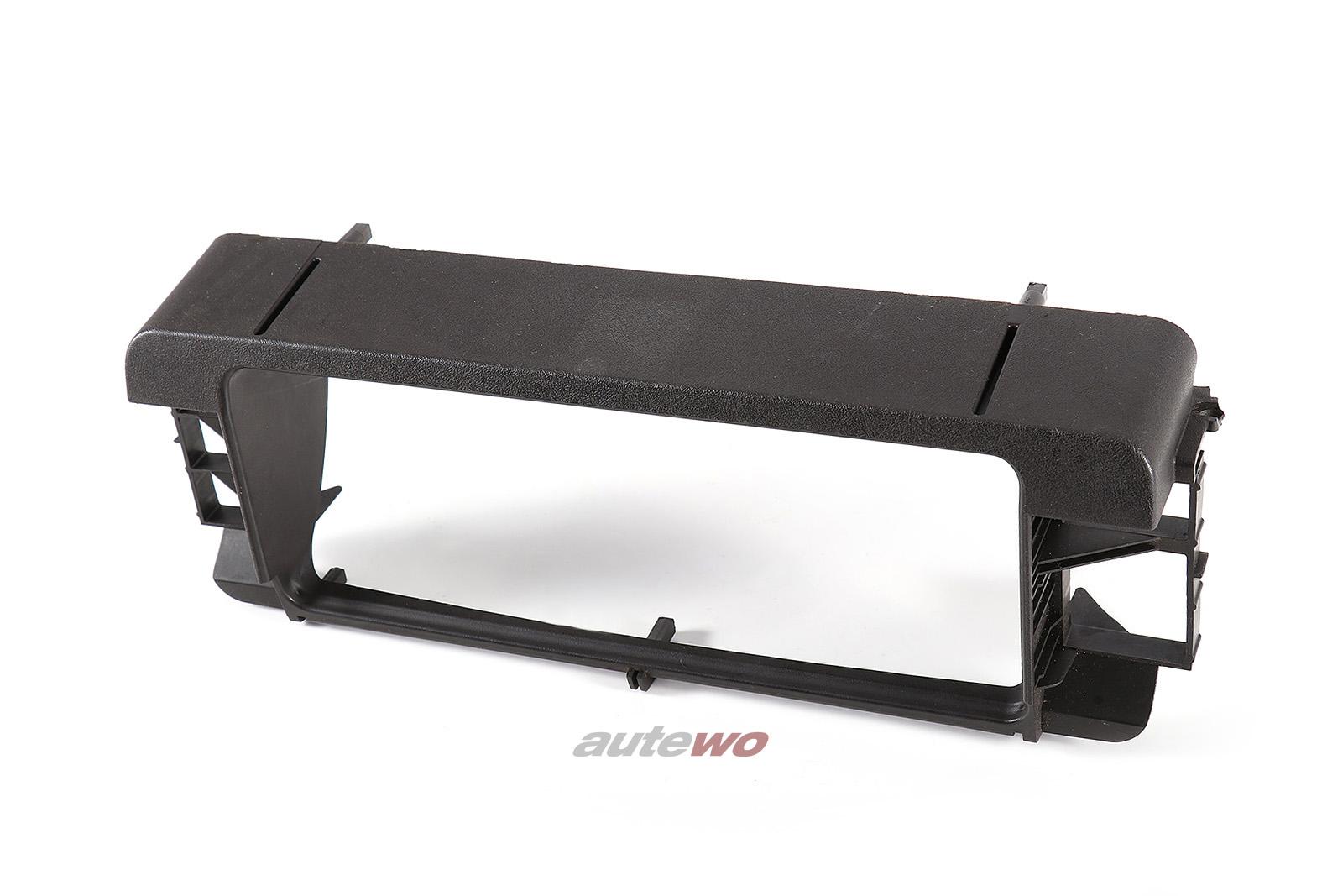811919053 Audi 80/Coupe Typ 81/85/Urquattro Rahmen Instrument negro