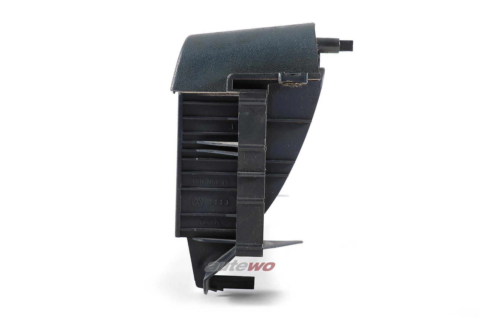 811919053 Audi 80/Coupe Typ 81/85/Urquattro Rahmen Instrument blau
