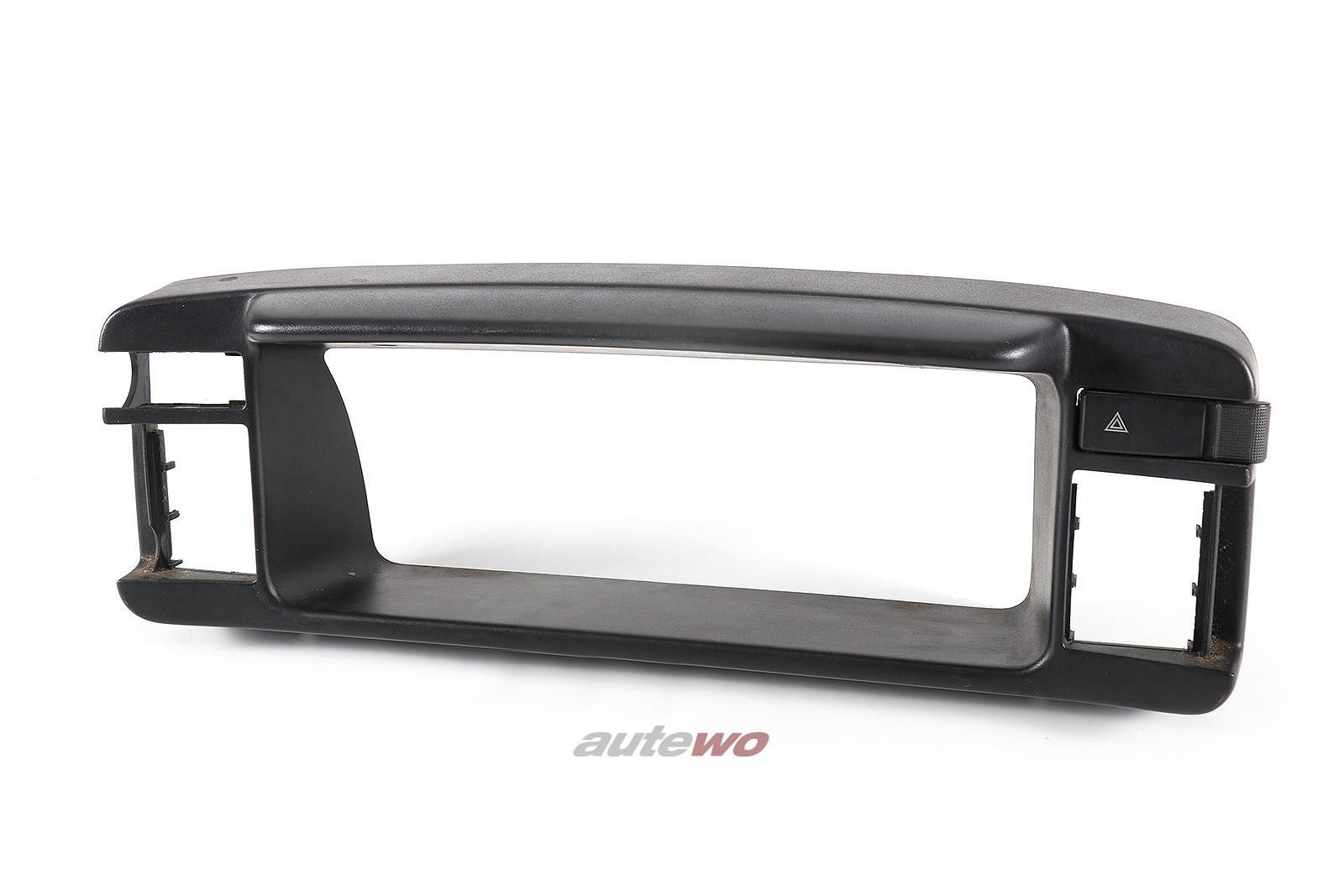 857919103 90/Coupe Typ 81/85/Urquattro Rahmen Instrument schwarz
