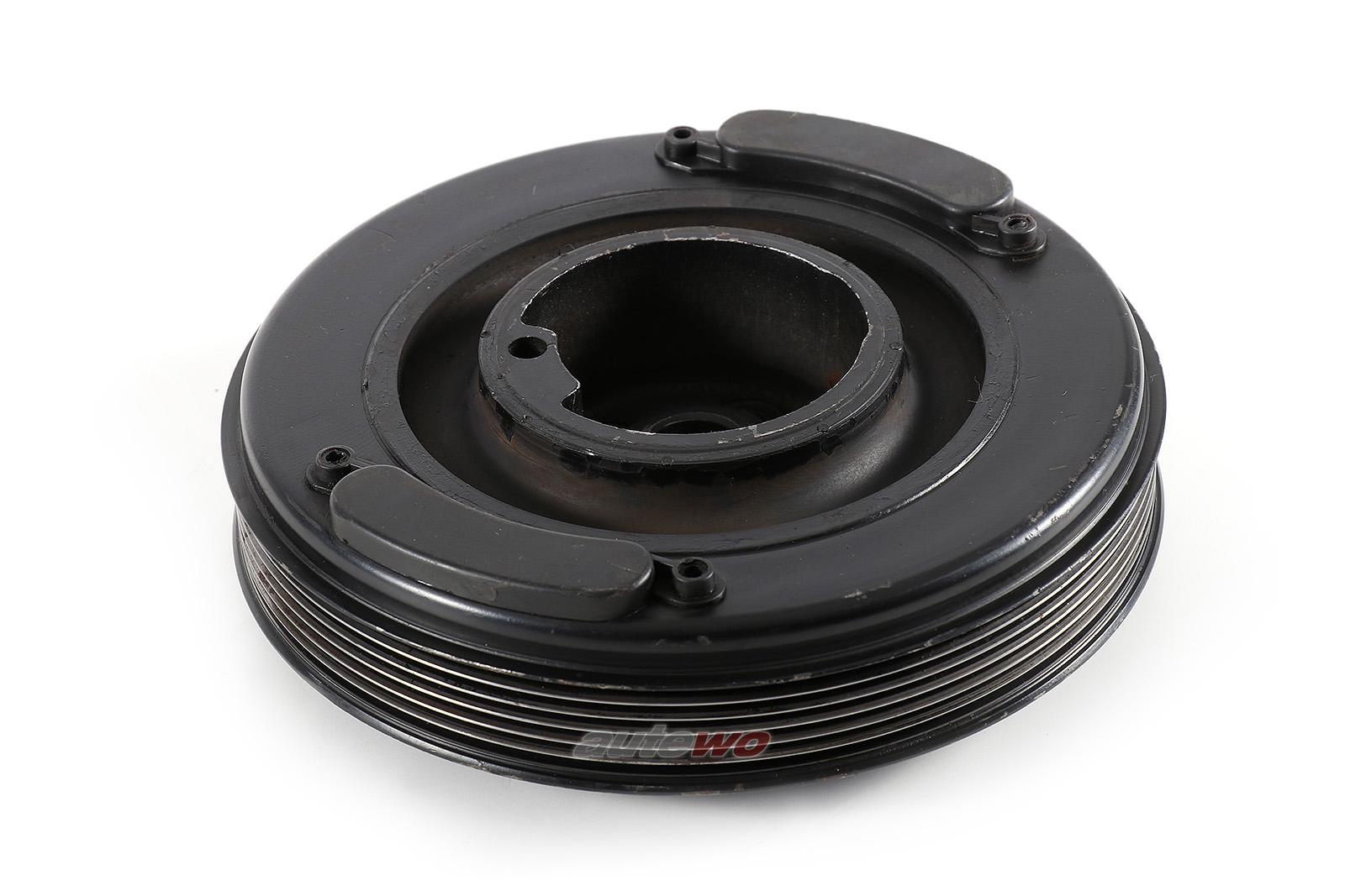 Febi 26834 Audi/VW 100/A6 C4 2.5l TDI Schwingungsdämpfer entspricht 074105251AC