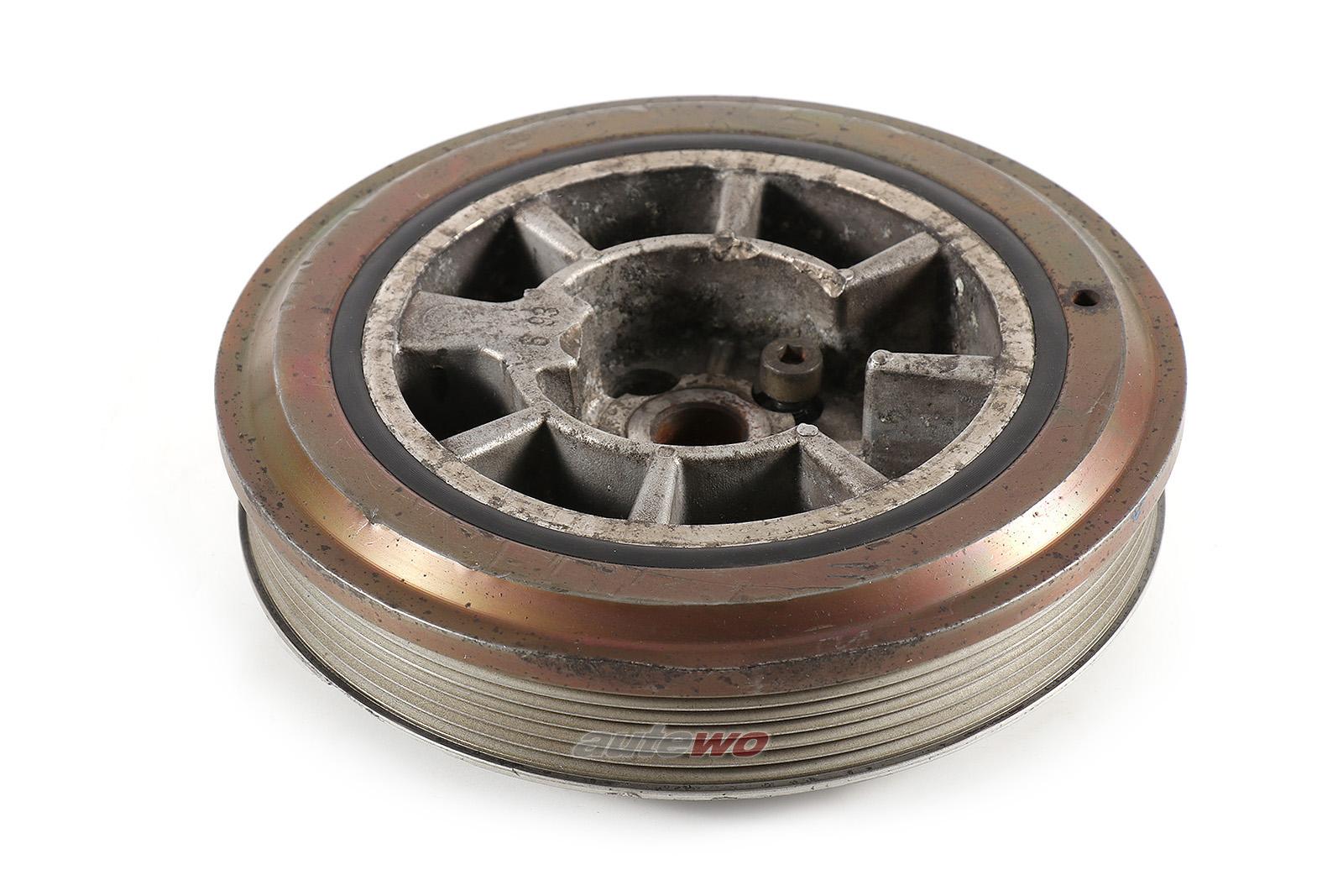 046105251H 046105251J Audi 100 C4 2.5l 5 Zylinder ABP/AAT Schwingungsdämpfer