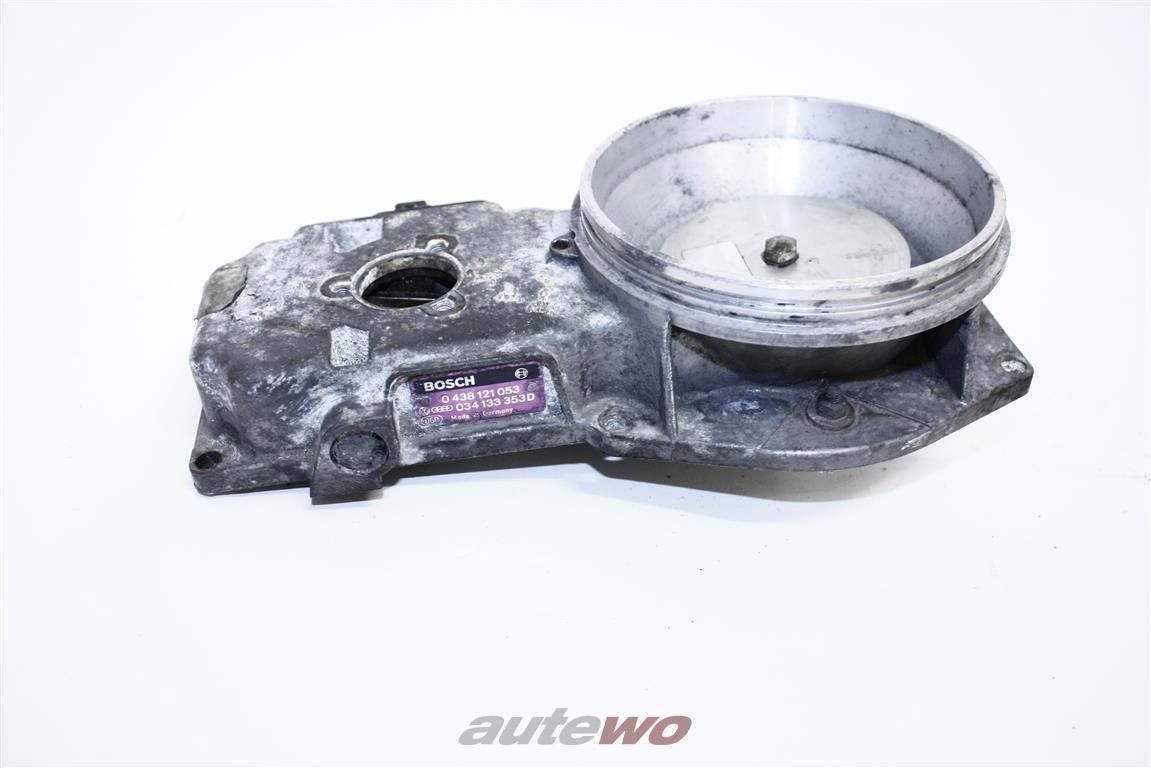 Audi 100/200 Typ 44 2.2l 10V Turbo MC1 Luftmengenmesser 034133471C 034133353D 0438121053