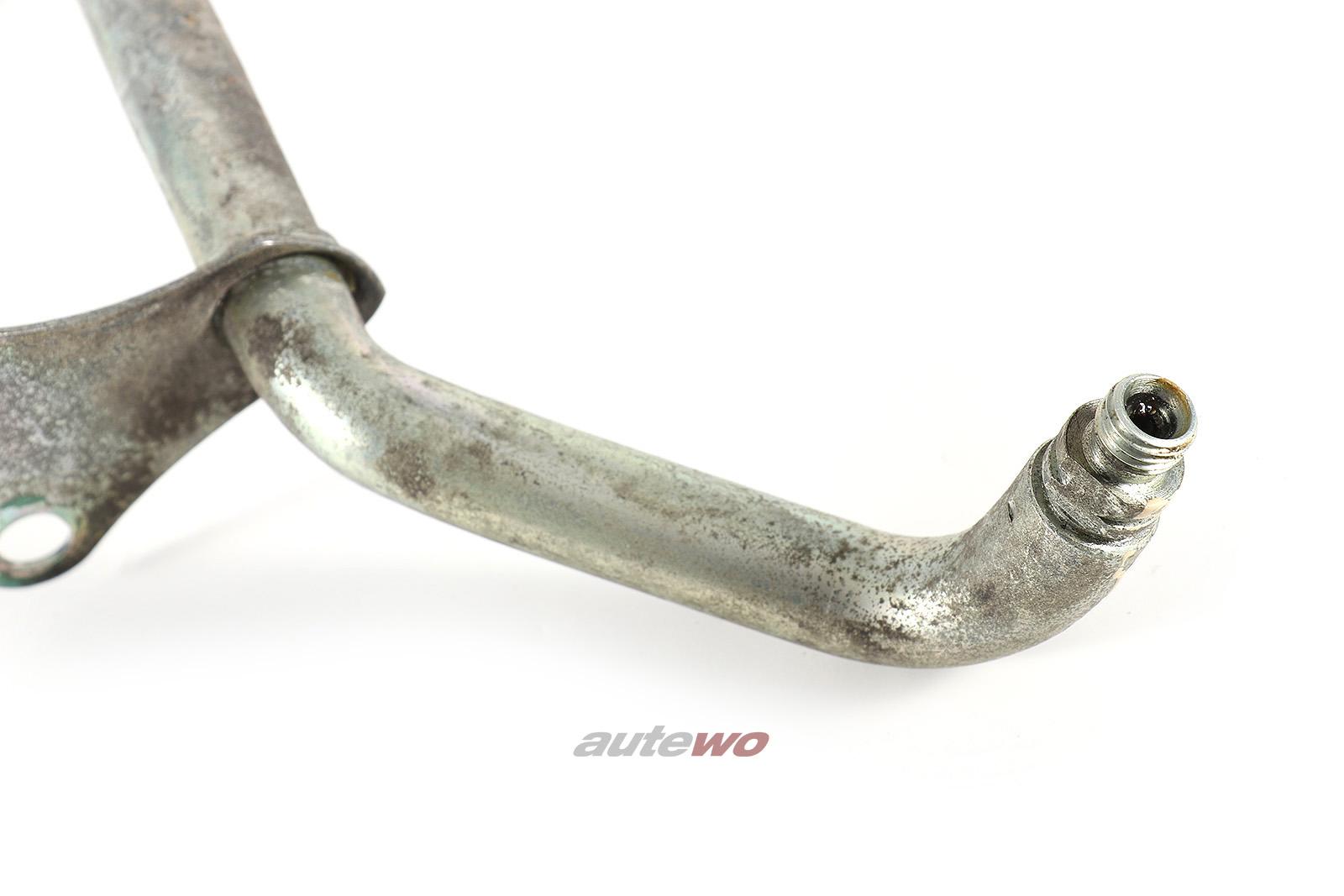 443612059H 443612059J Audi 100/200 Typ 44 Rohr Servopumpe > Bremsdruckspeicher