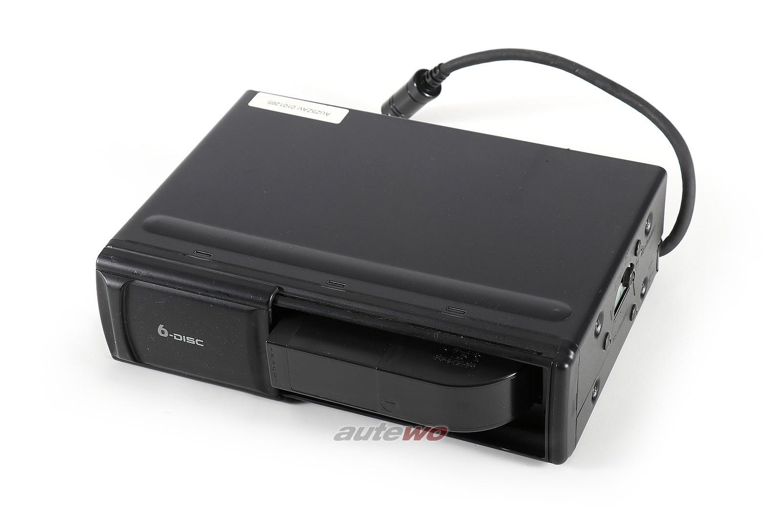 4B0035111 4B0035111A Audi A3 8L/A4 B5/A6 4B/A8 D2 6-fach CD-Wechsler