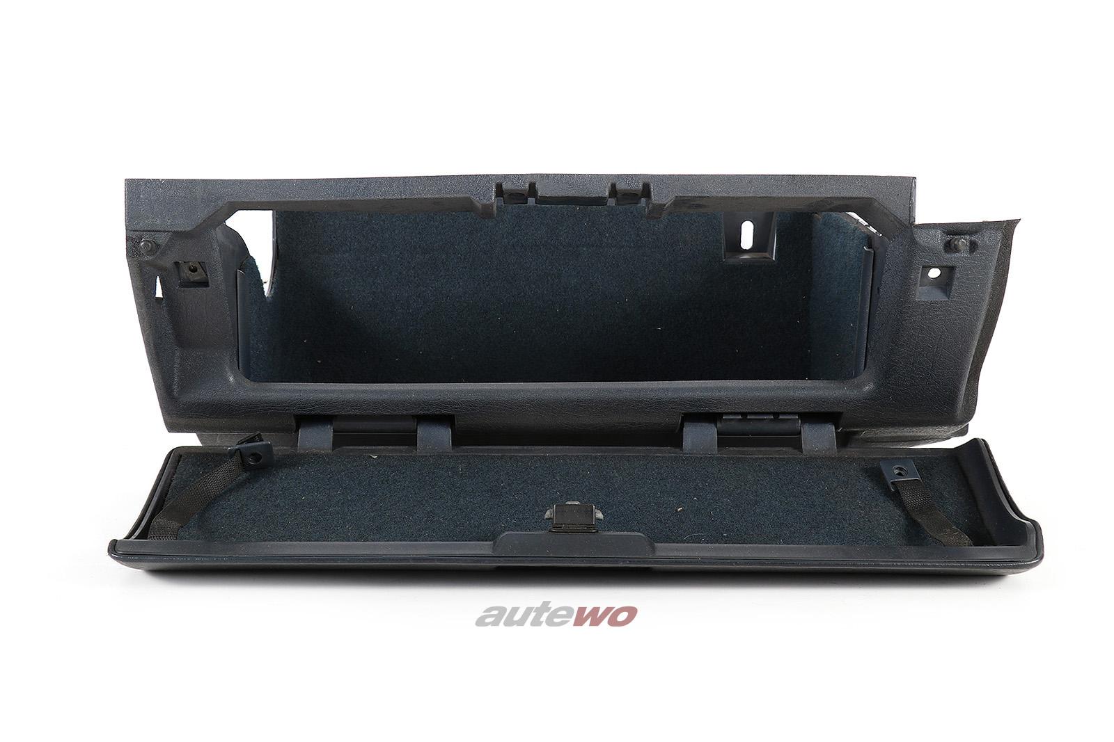 811857095D Audi 80/90/Coupe Typ 81/85 Handschuhfach 1GY marine blau