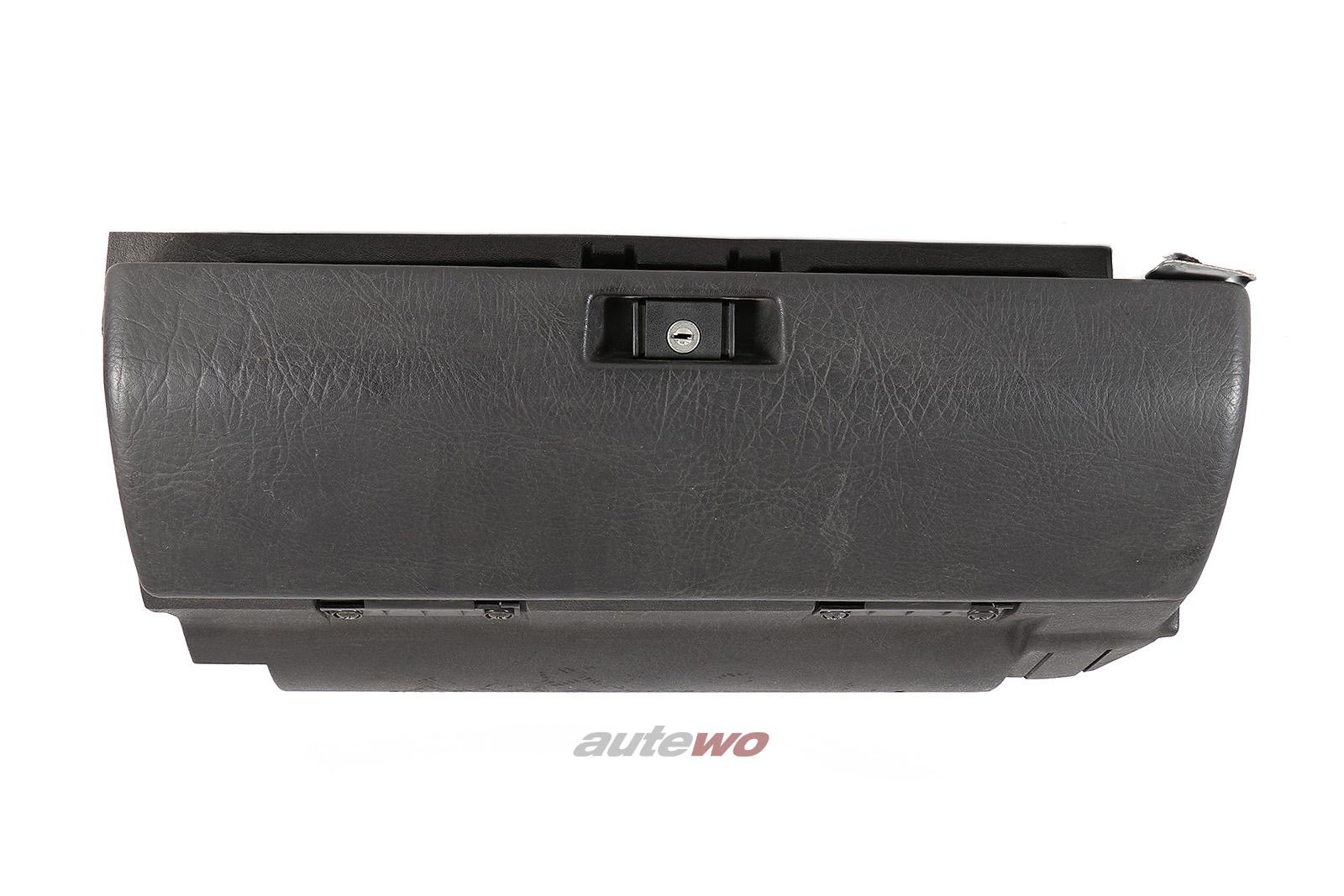 811857095D Audi 80/90/Coupe Typ 81/85/Urquattro Handschuhfach 3BY Brasil Braun