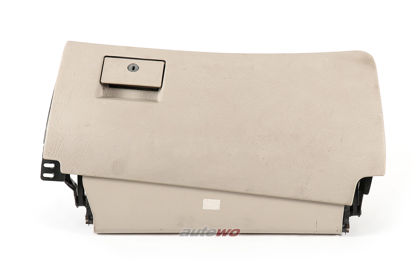 4A1857035D Audi 100/S4/A6/S6+ C4 Handschuhfach R01 ecrue beige