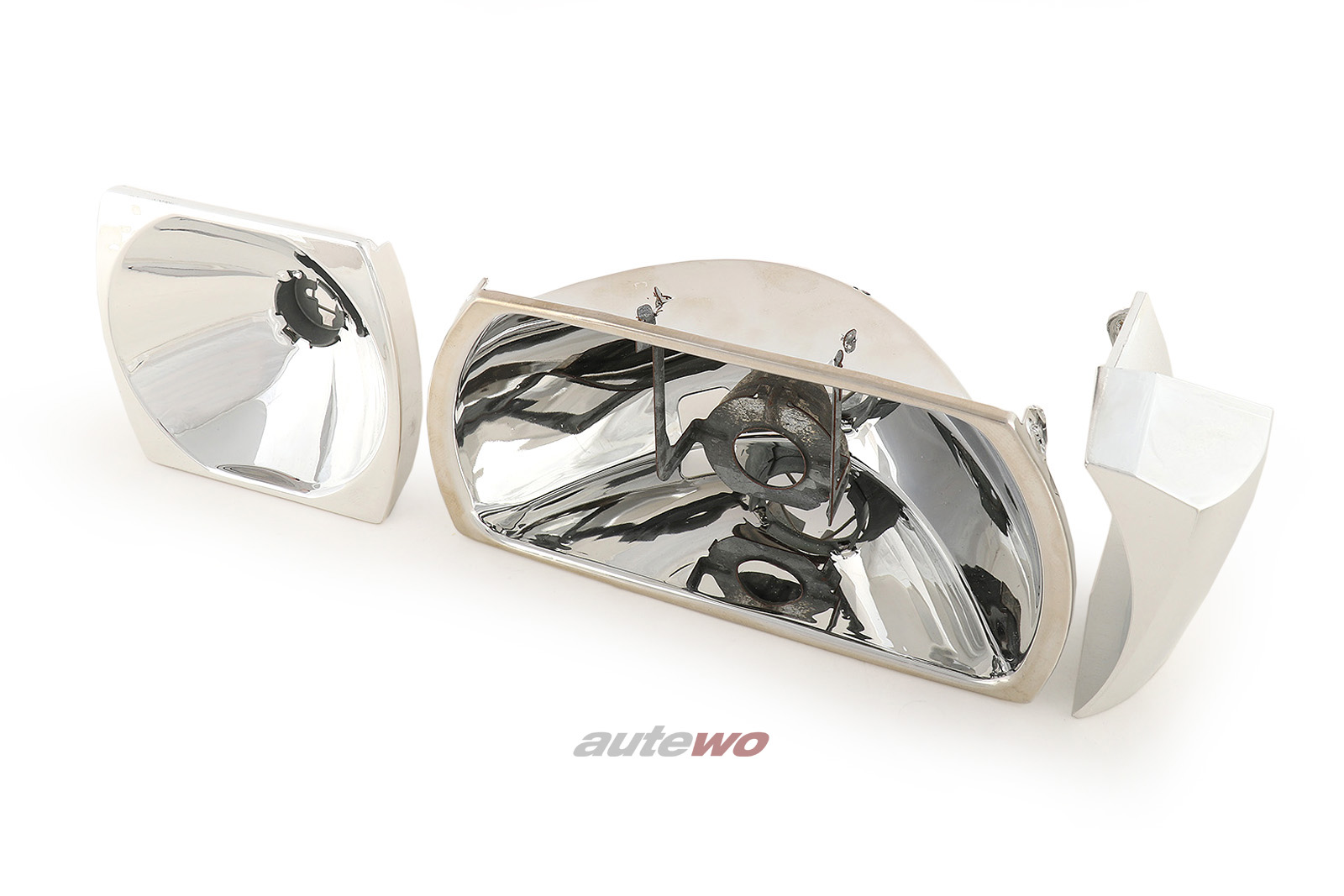 #855941151B/AC Audi 80/90/Coupe Typ 81/85/Urquattro Reflektoren Hella Links