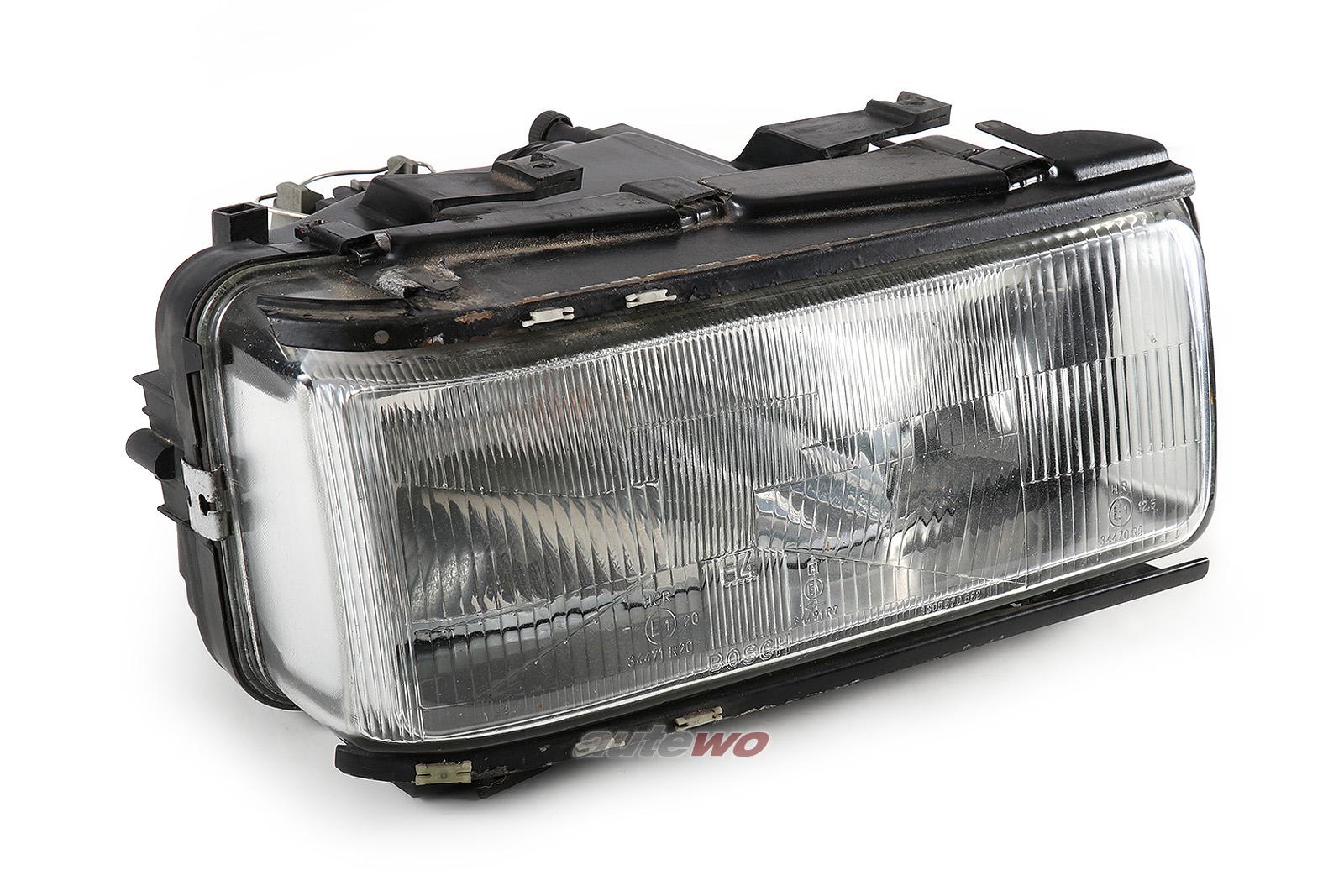 447941030E Audi 200 Typ 44 Halogenscheinwerfer Rechts
