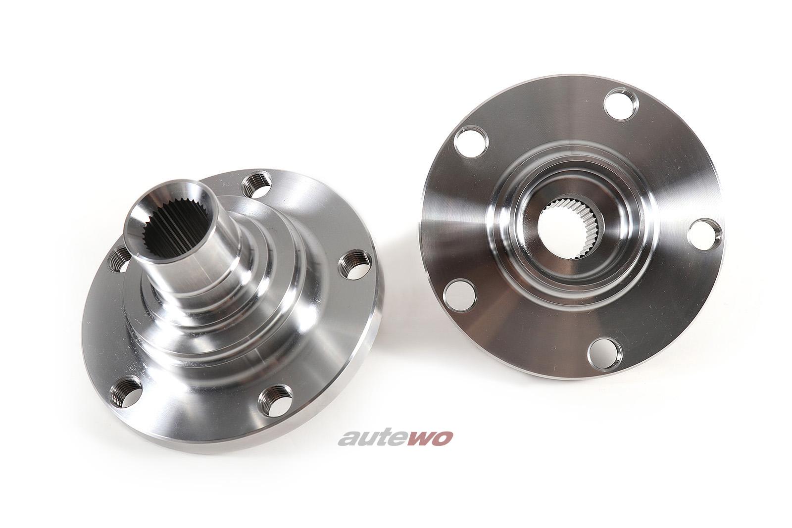 Radnaben 5x112 vorne für Audi 80 B4/Coupe/Cabrio 89 4/5 Zylinder 75mm Radlager