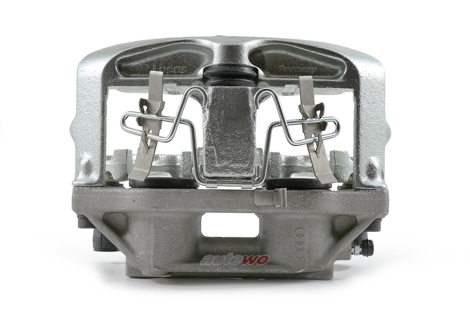 #4B0615107B Audi S4 B5/A6 4B/A8 D2 HP2 Bremssattel 323x30mm Vorne Links
