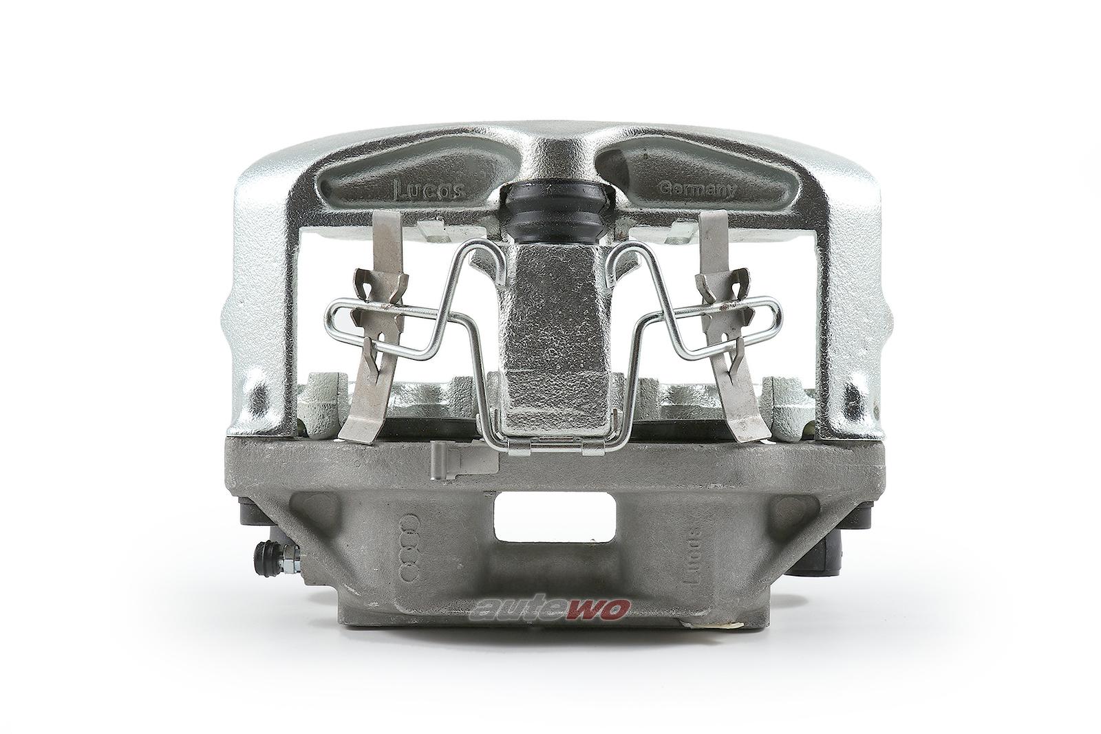 #4B0615108B Audi S4 B5/A6 4B/A8 D2 HP2 Bremssattel 323x30mm Vorne Rechts