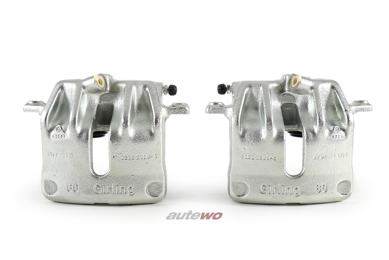 447615123/447615124 Audi 100/200 Typ 44/Urquattro/V8 D11 Girling 60 Bremse