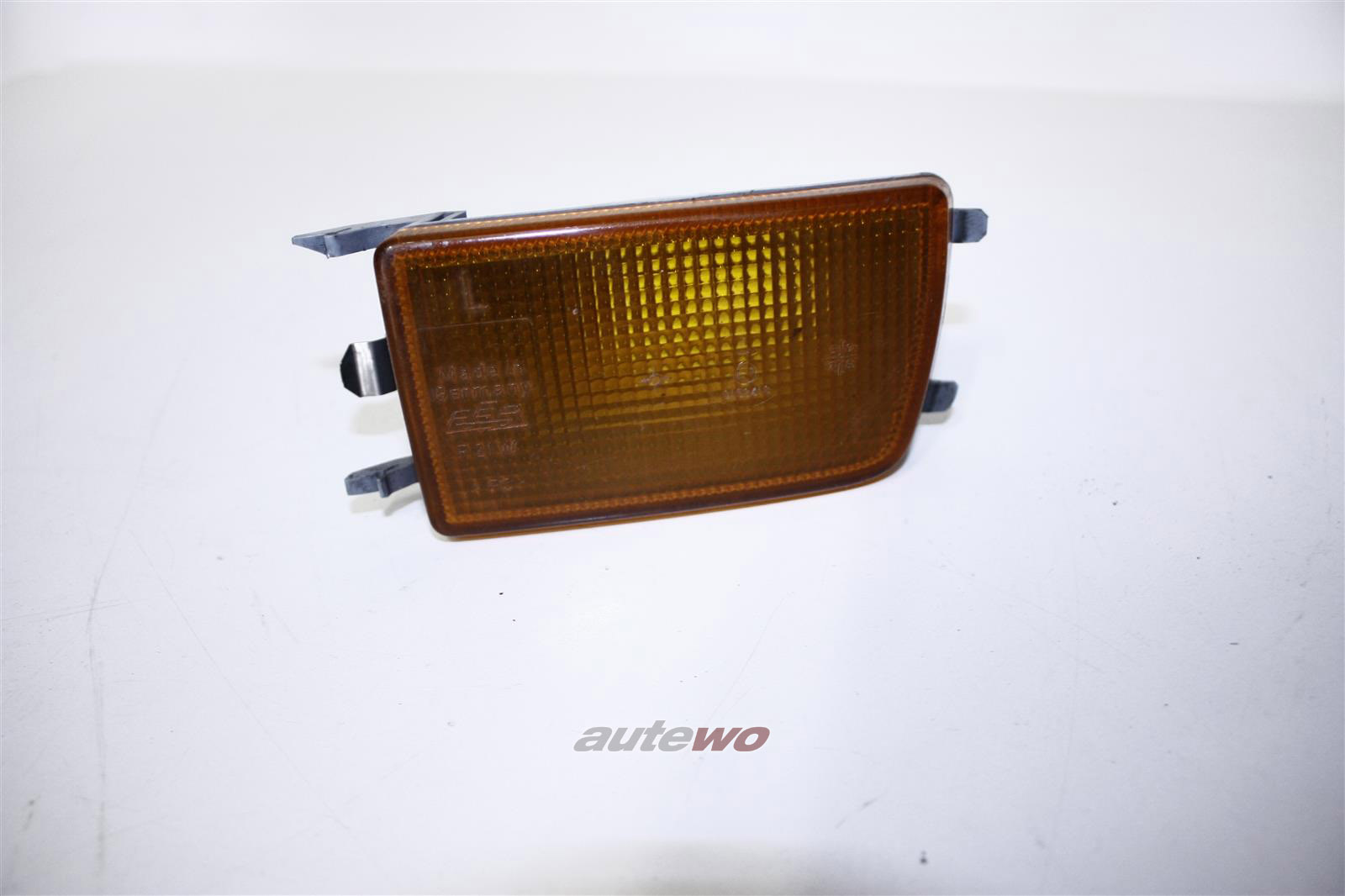 VW Golf 3 Blinker Links orange 1H0953049F 1H0953155C