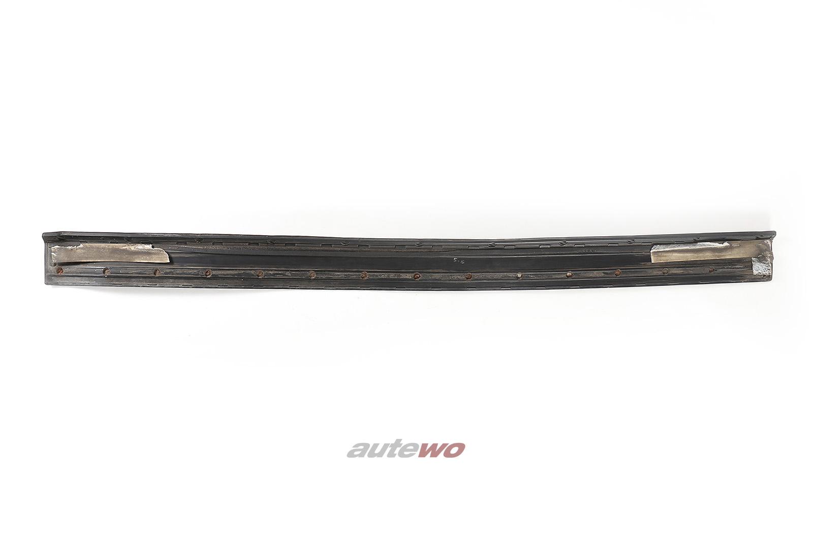 813853958F Audi 90 Typ 81/85 Schutzleiste Tür + Zierleiste Vorne Rechts