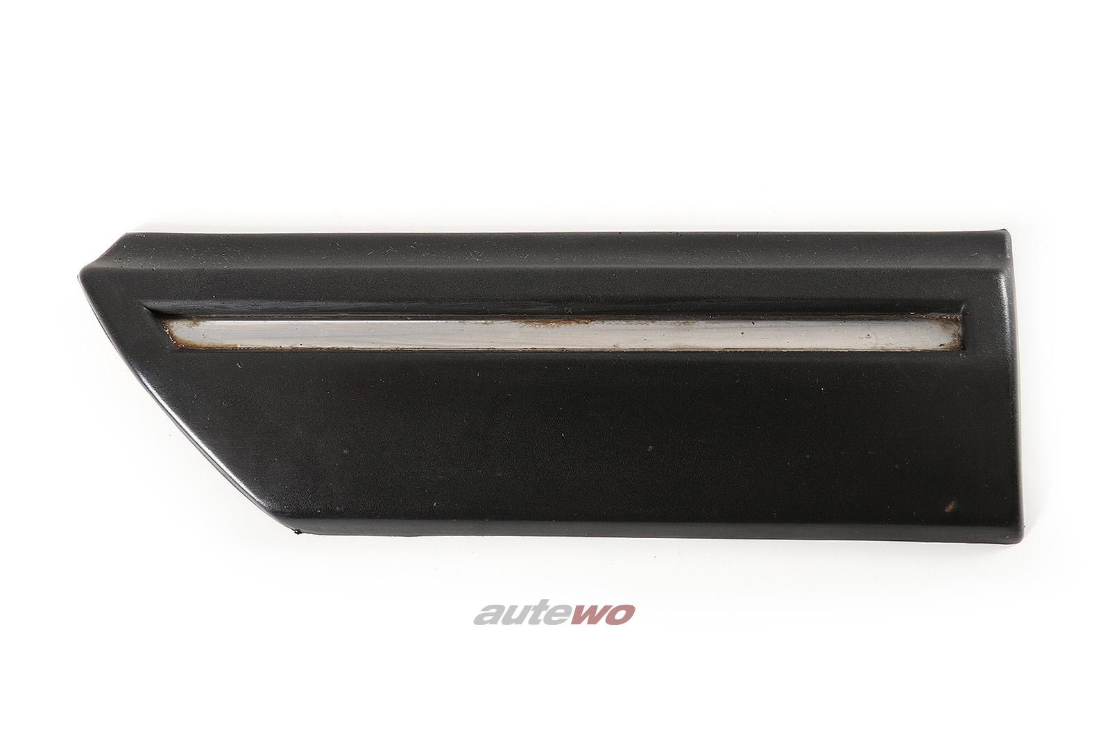 855853507A Audi Coupe Typ 81/85 Schutzleiste Kotflügel Vorne Links