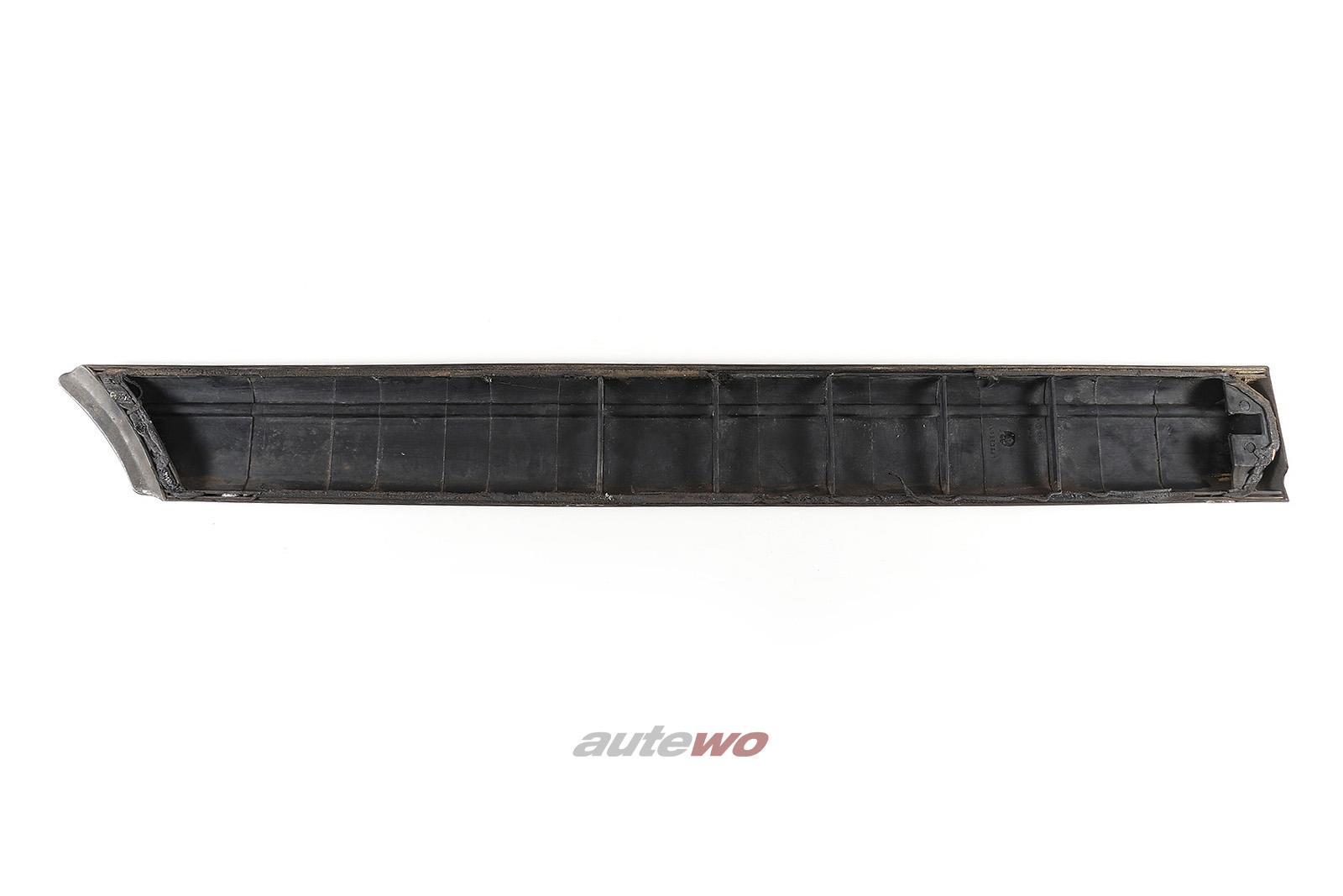 443853961C Audi 100 Typ 44 Schutzleiste Tür Hinten Links
