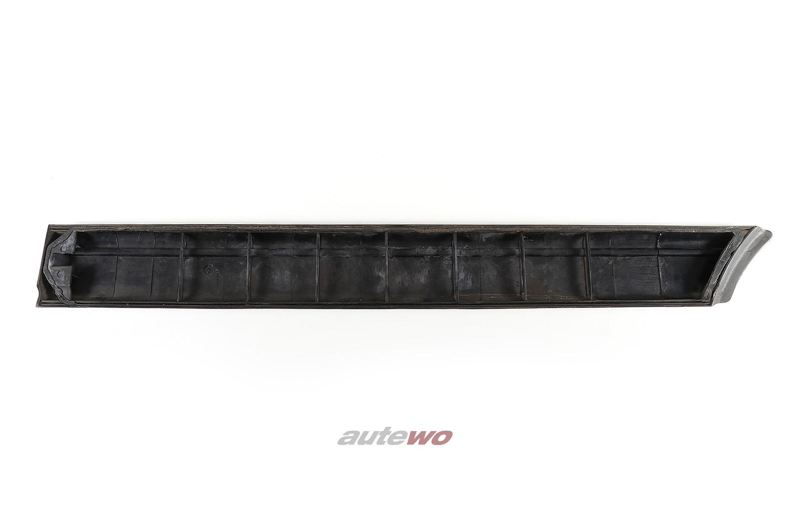 443853962C Audi 100 Typ 44 Schutzleiste Tür Hinten Rechts