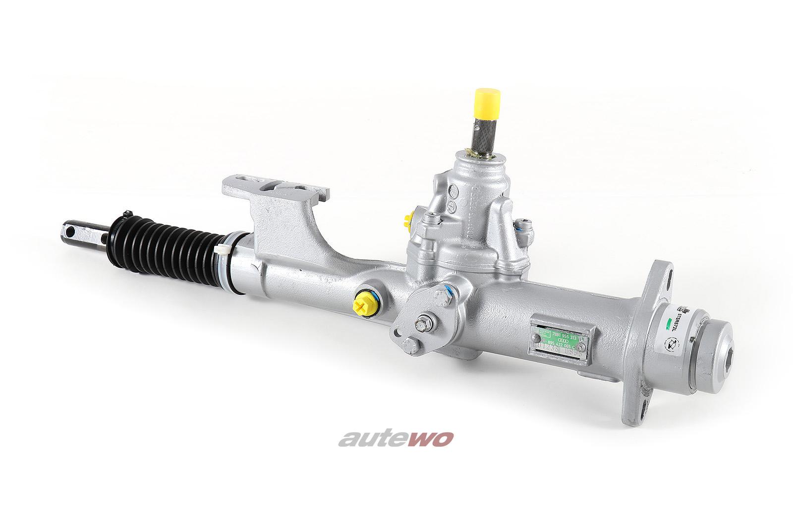 #895422065C Audi 80 B4 S2/RS2 P1 2.2l Austausch-Lenkgetriebe Servolenkung