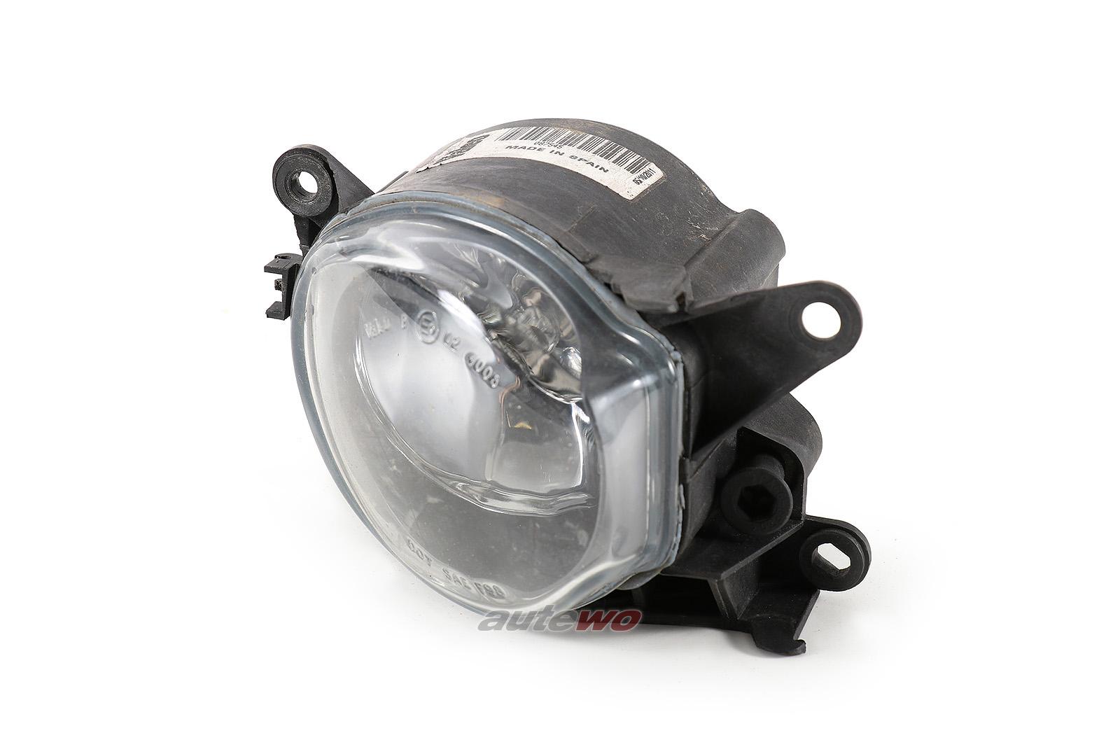 Valeo Nebelscheinwerfer Rechts für Audi A4 B5/A8 D2 entspricht 8D0941700B