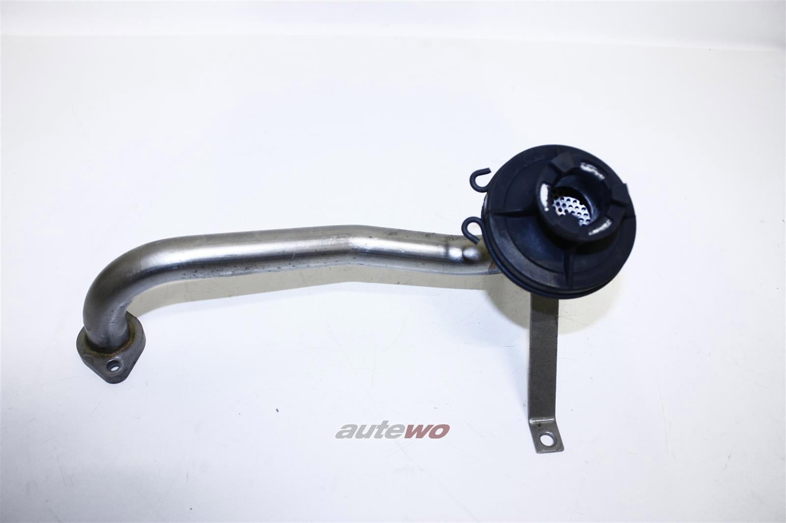 034115251G Audi 80/90/100/200/Urquattro 2.0-2.3l Saugleitung Ölwanne