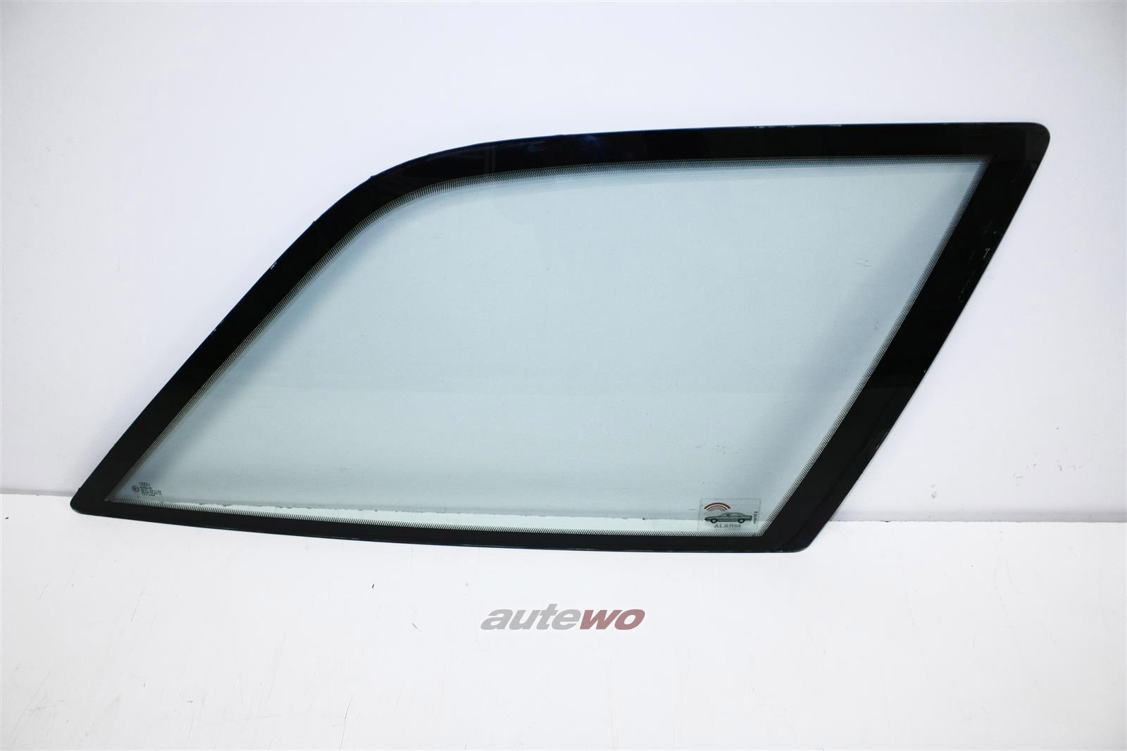 Audi 100/A6 C4 Avant Seitenscheibe Hinten Rechts Grünglas 4A9845302A