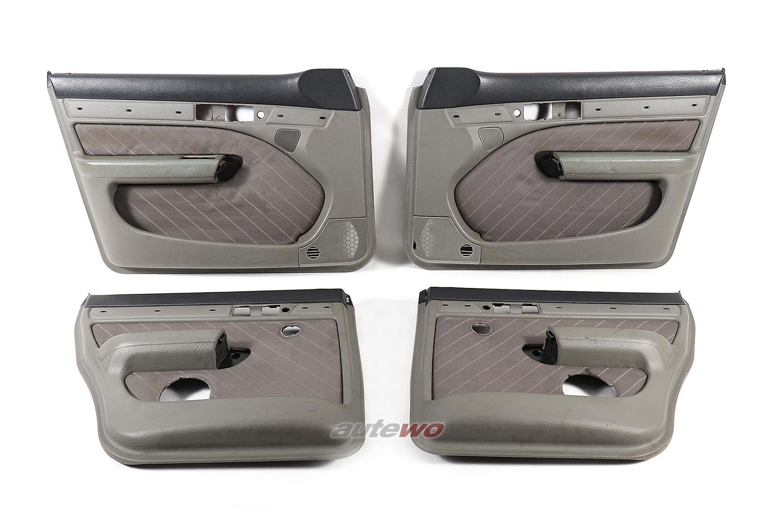 Audi 100/S4/A6/S6 C4 Türverkleidungen Satin 4-fach elektrische Fensterheber