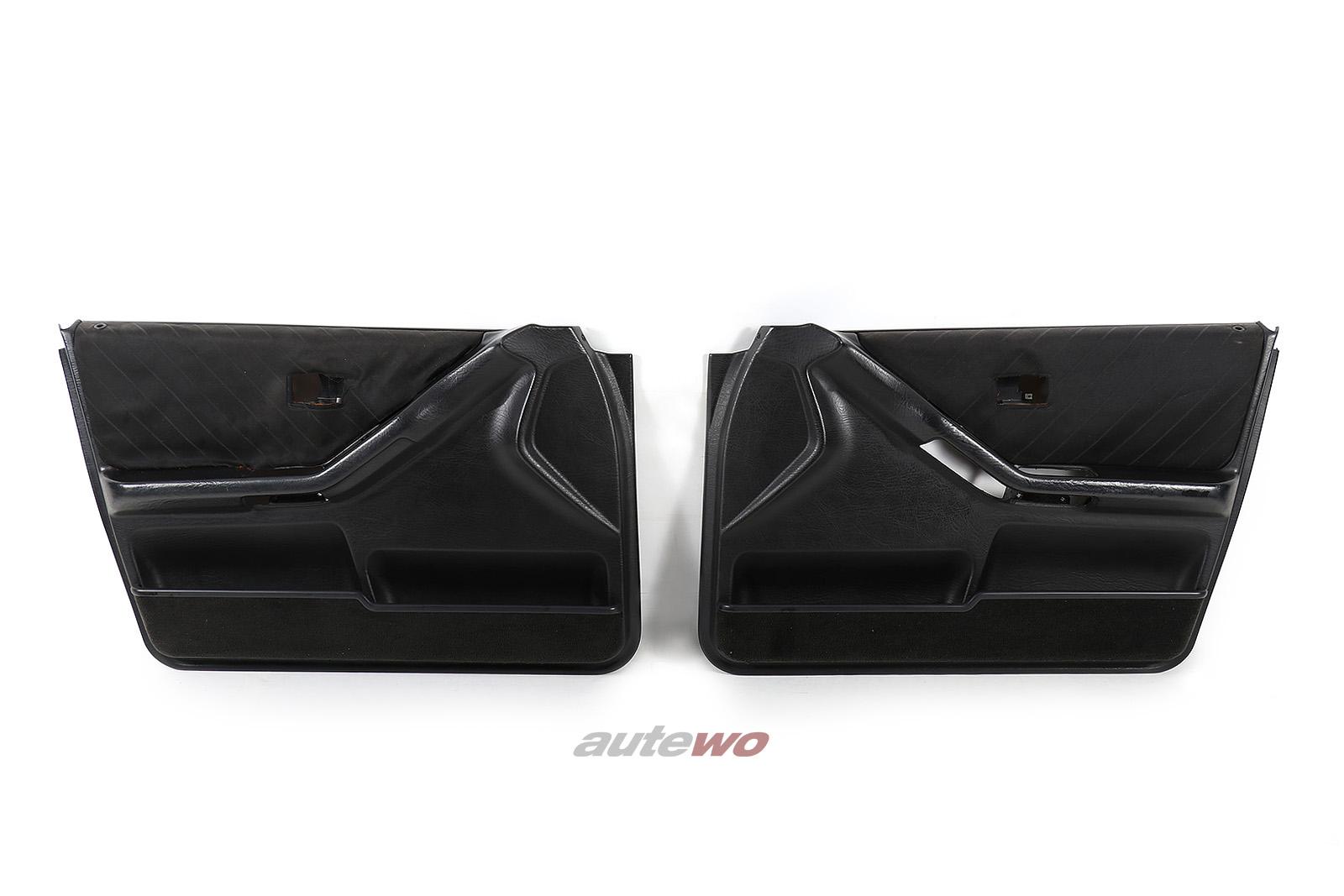 893867011C/893867012C Audi 80/90 Typ 89/B4 Türverkleidungen Satin Fensterheber