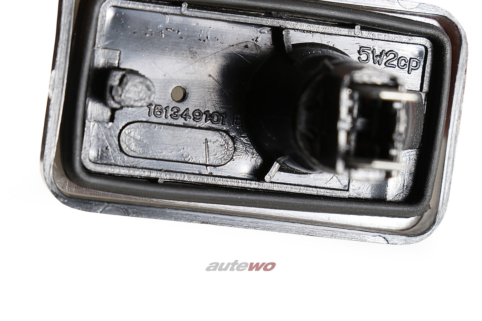 Audi 80/90/Coupe/Cabrio Typ 89/B4/S2/RS2/100/S4/A6/S6 C4 Seitenblinker schwarz