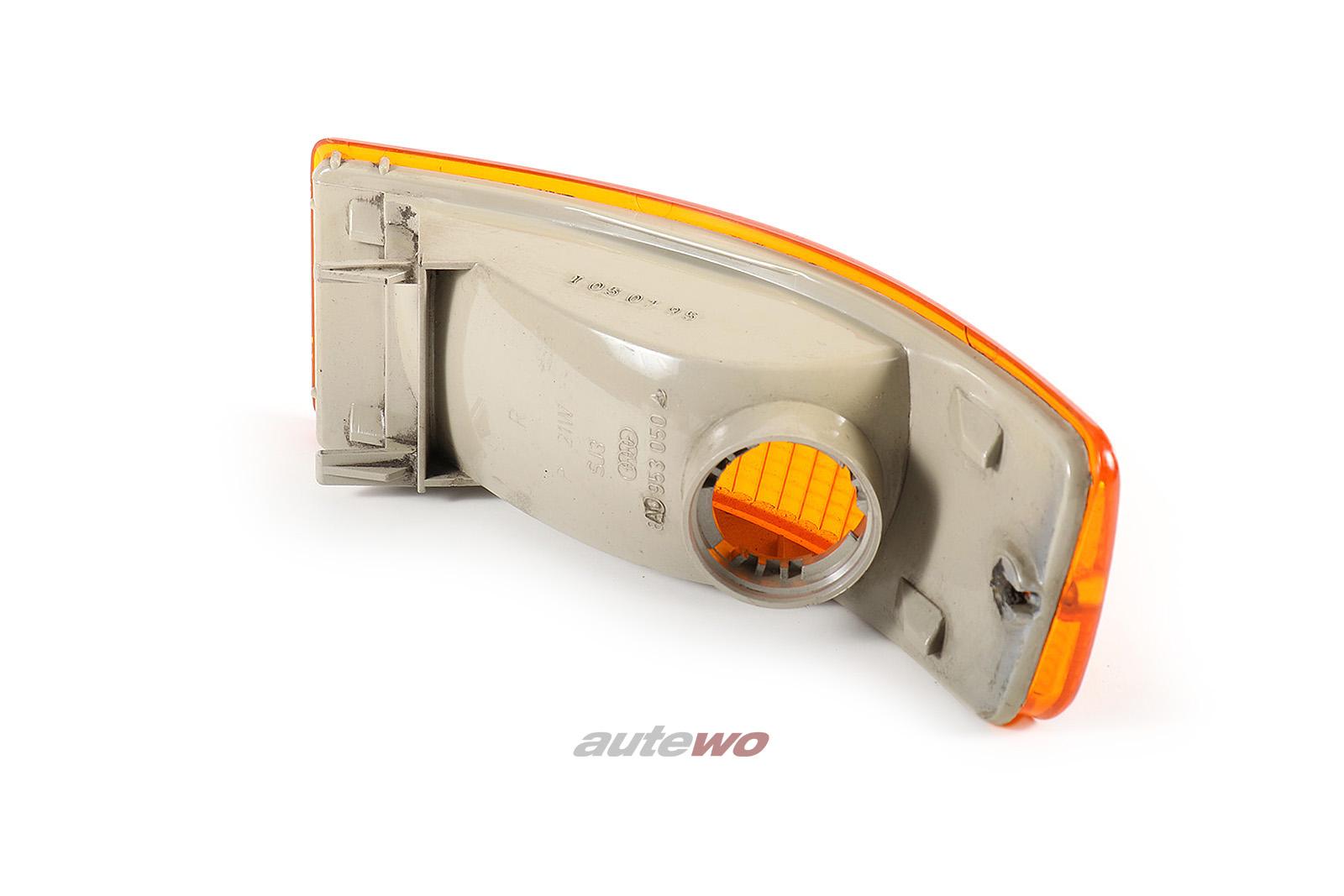 8A0953050A Audi 80 B4/Coupe/Cabrio Typ 89/S2 Blinker Vorne Rechts orange