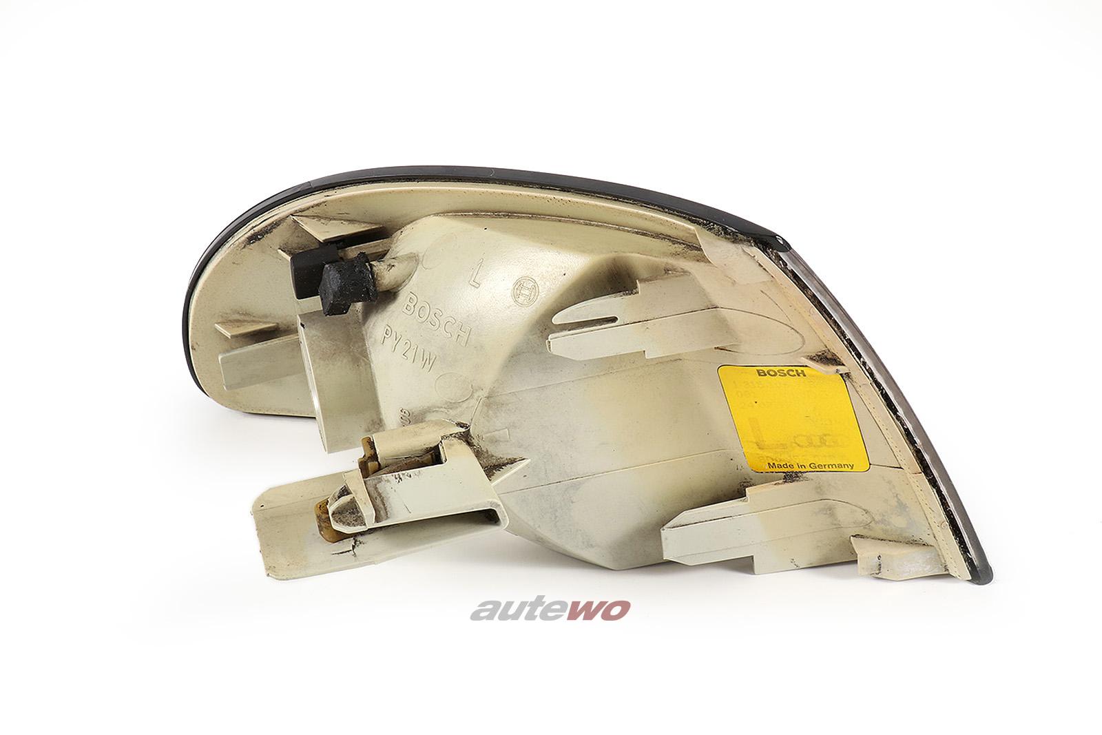 8D0953049A Bosch 1 315 106 918 Audi A4 B5 Blinker Vorne Links weiß