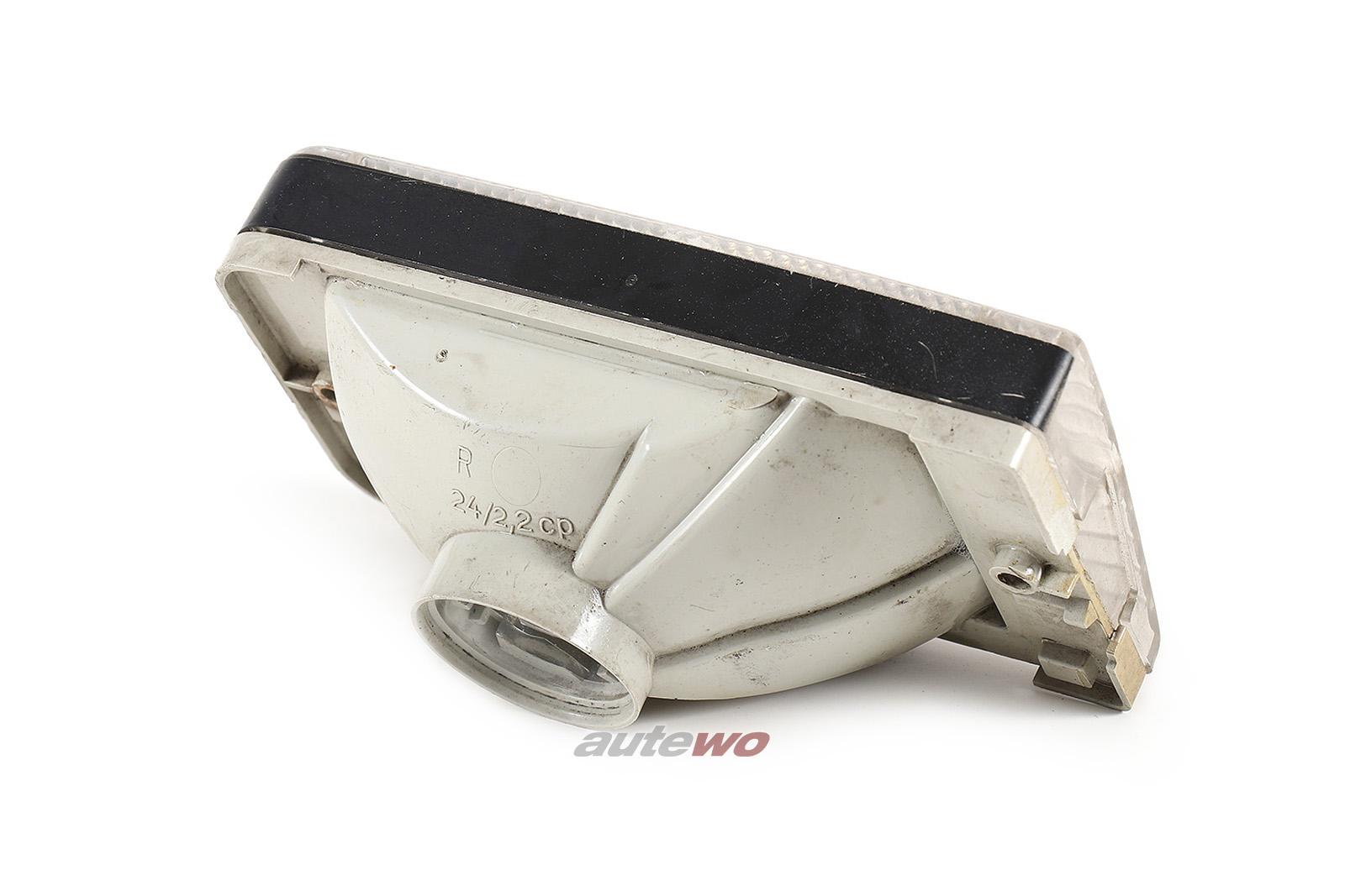 813953056 Audi 4000/Coupe Typ 81/85 Blinker Hella Vorne Rechts weiß