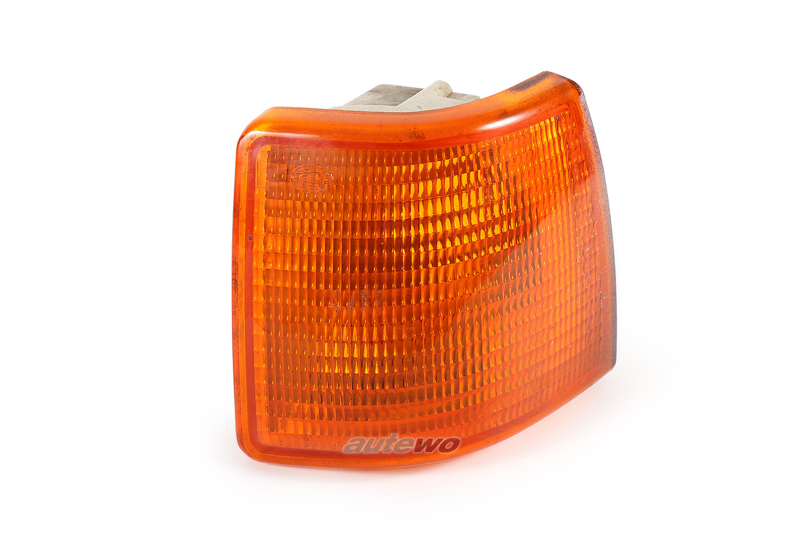 811953049D Audi 80 Typ 81/85 Blinker Hella Vorne Links orange