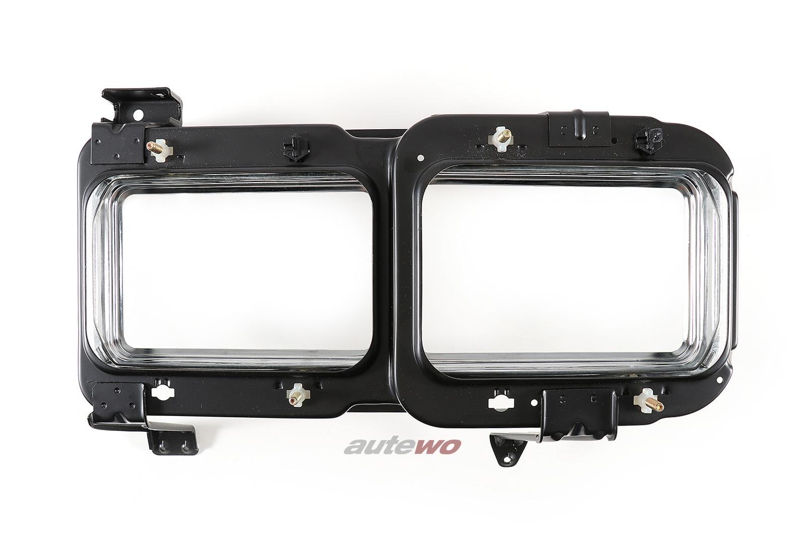 813941028A NEU Audi Coupe Typ 81//85//Urquattro Scheinwerfer Rahmen Rechts