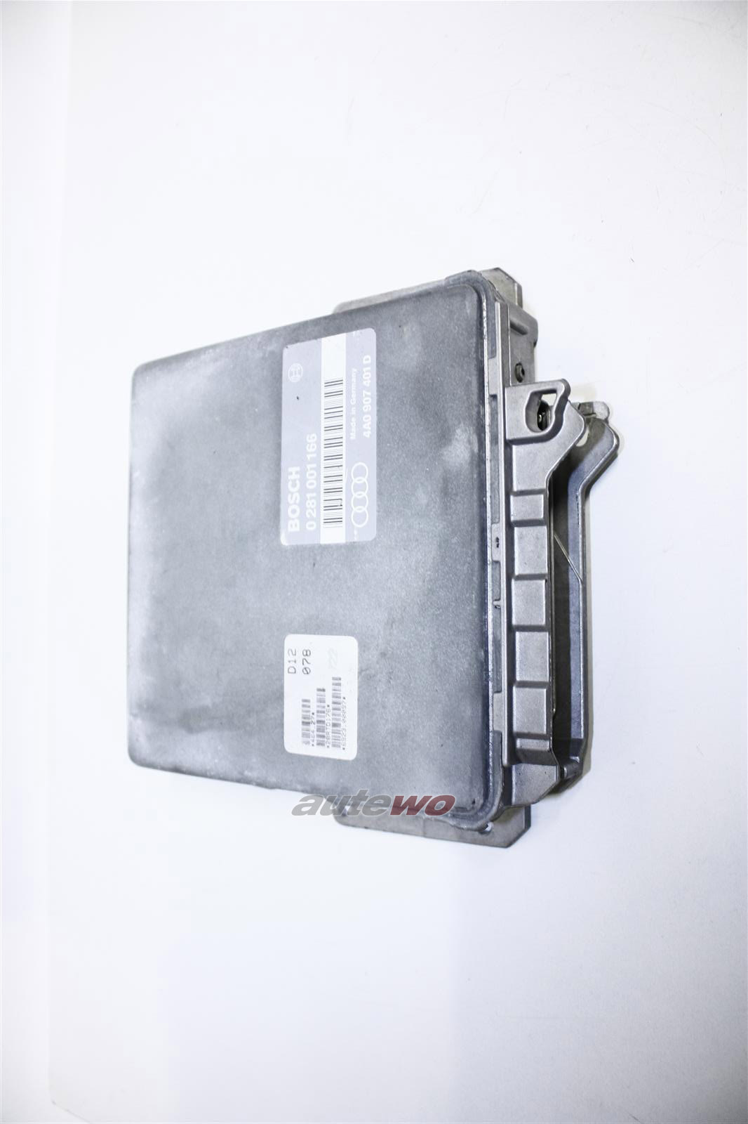 Audi 100 C4 2.5l TDI AAT Steuergerät Motor 4A0907401D