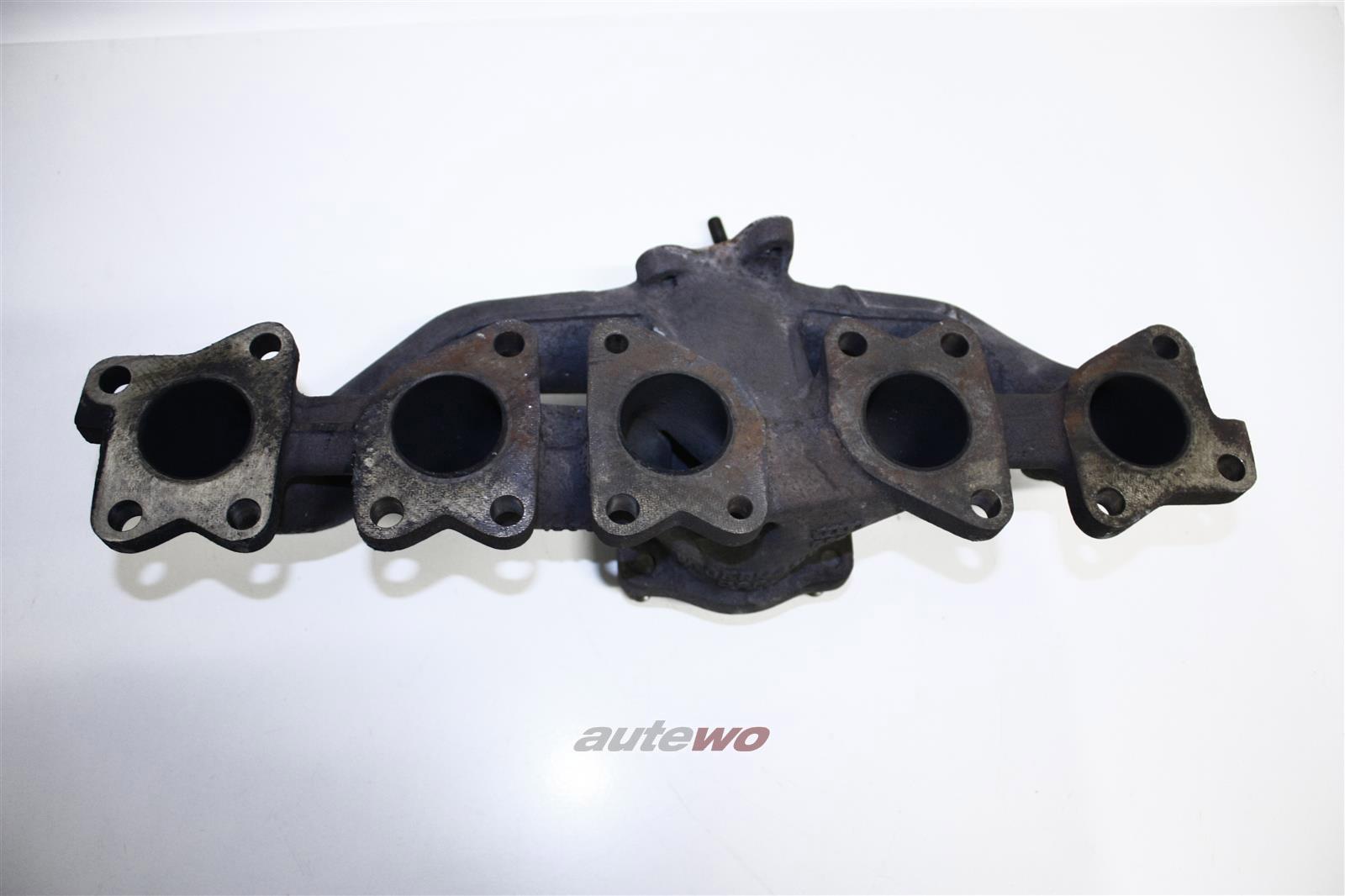 Audi 200 Typ 44/S2/S4/S6 C4 20V Turbo Abgaskrümmer 034129587M