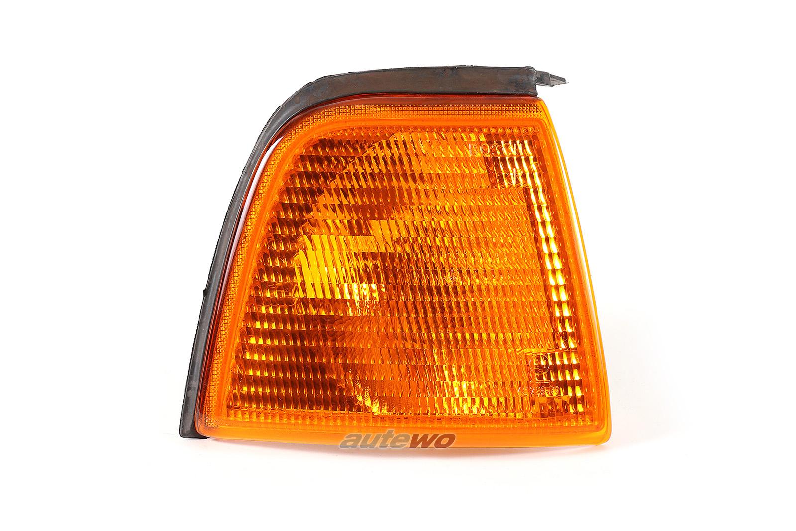 893953050 NEU Audi 80 Typ 89 Blinker Vorne Rechts orange