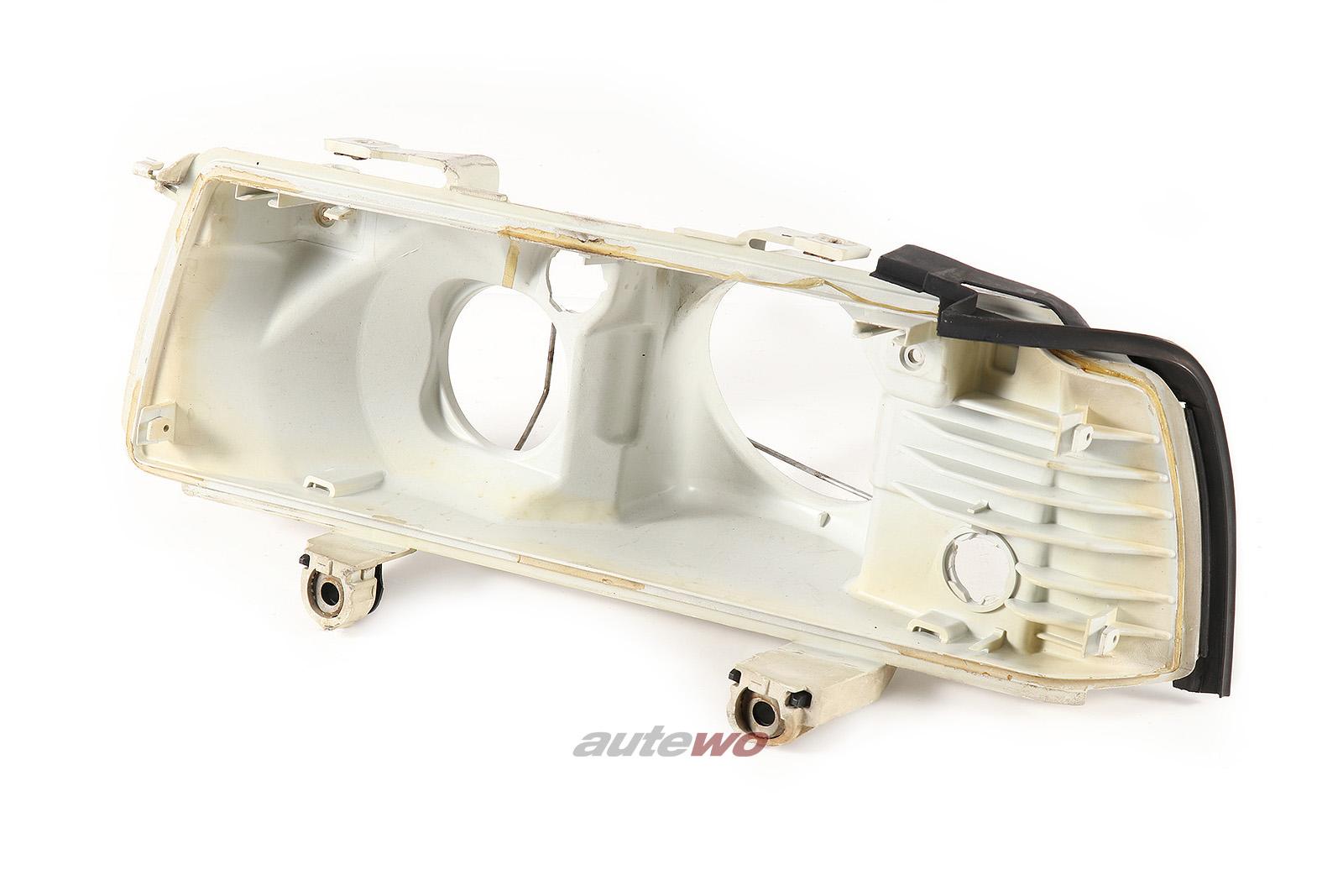 895941131A Audi 90/Coupe Typ 89 Scheinwerfer-Gehäuse Vorne Links